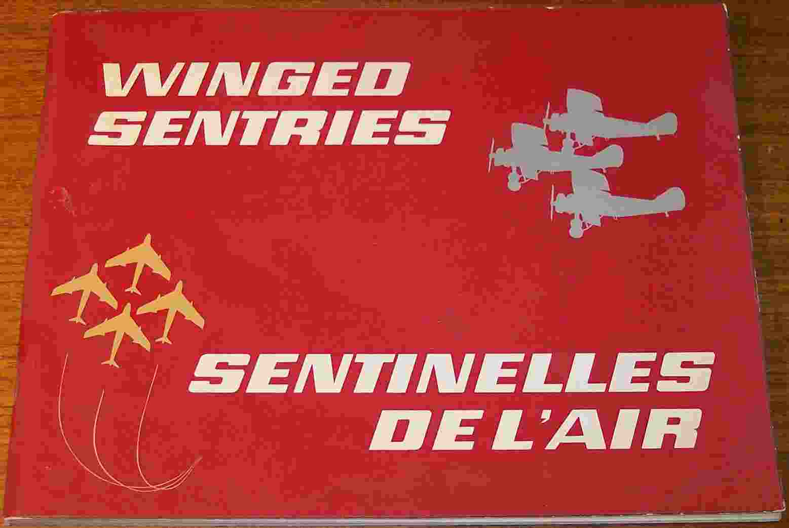 Image for Winged Sentries / Sentinelles De L'Air