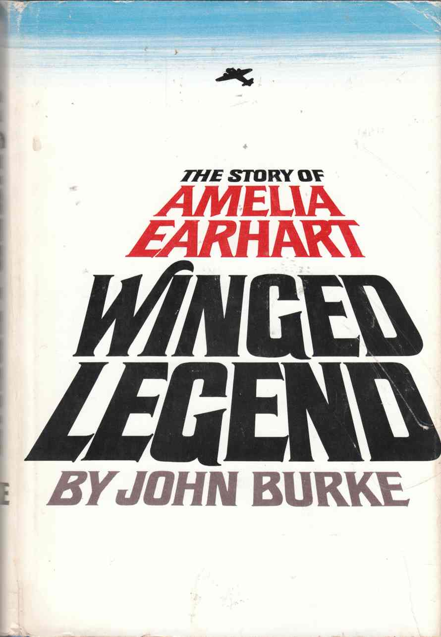 Image for Winged Legend: The Story of Amelia Earhart