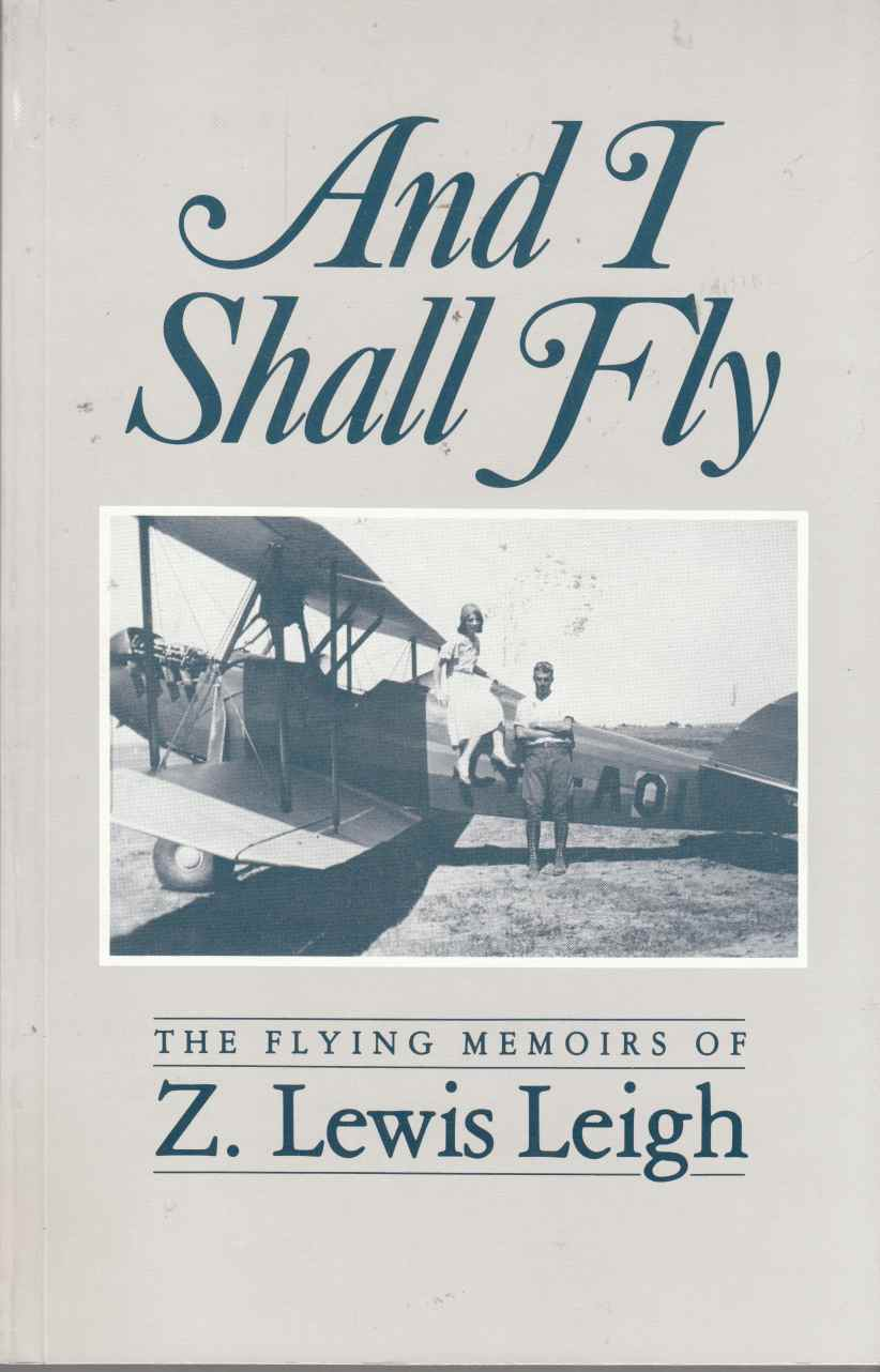 Image for And I Shall Fly