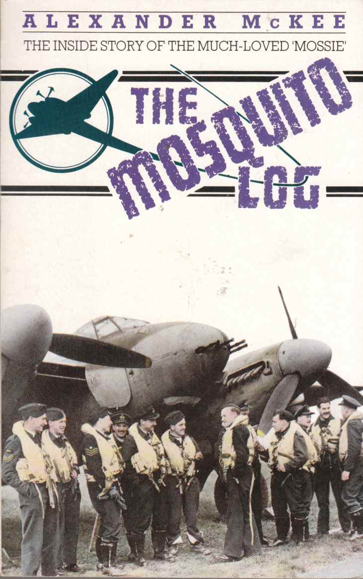 Image for The Mosquito Log