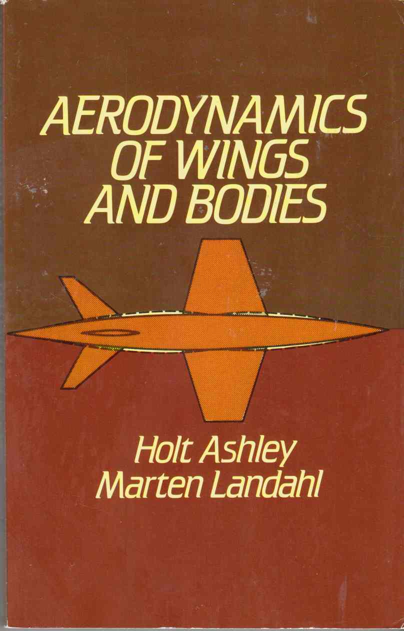 Image for Aerodynamics of Wings and Bodies