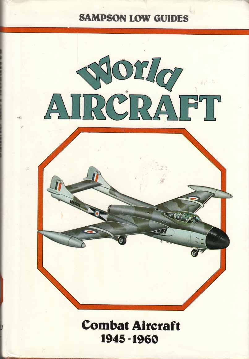 Image for World Aircraft: Combat Aircraft 1945-1960