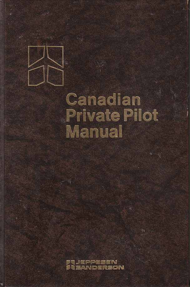 Image for Canadian Private Pilot Manual