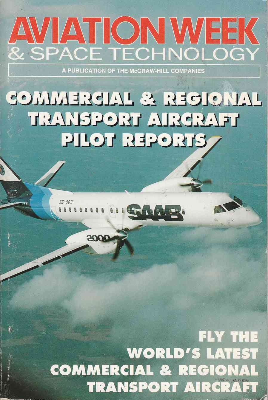 Image for Commercial & Regional Transport Aircraft Pilot Reports