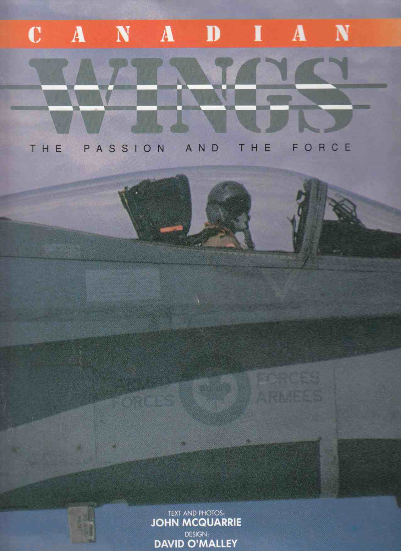 Image for Canadian Wings: The Passion and the Force