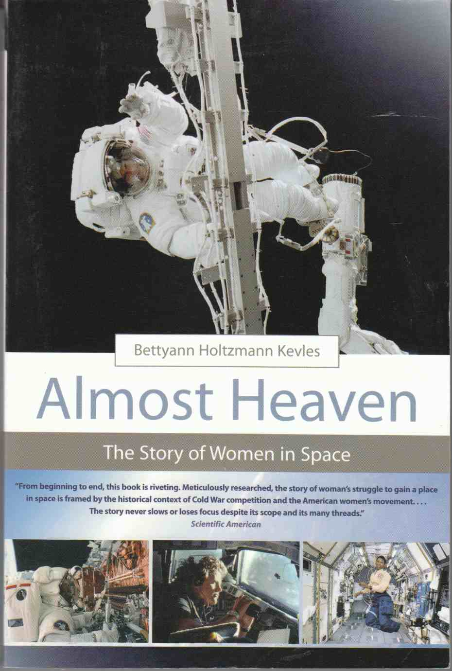 Image for Almost Heaven The Story of Women in Space