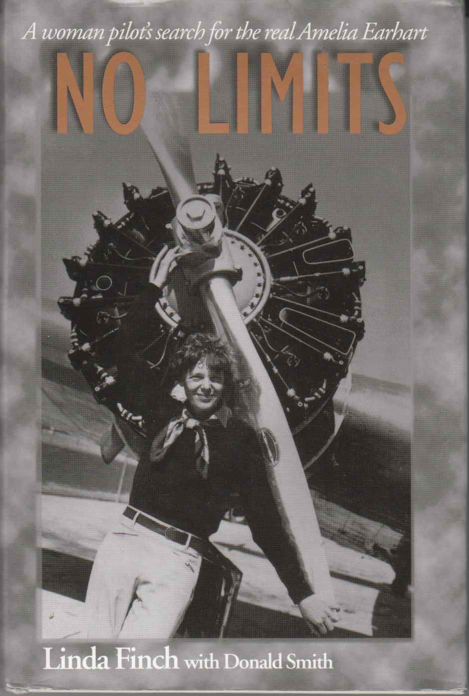 Image for No Limits A Woman Pilot's Search for the Real Amelia Earhart