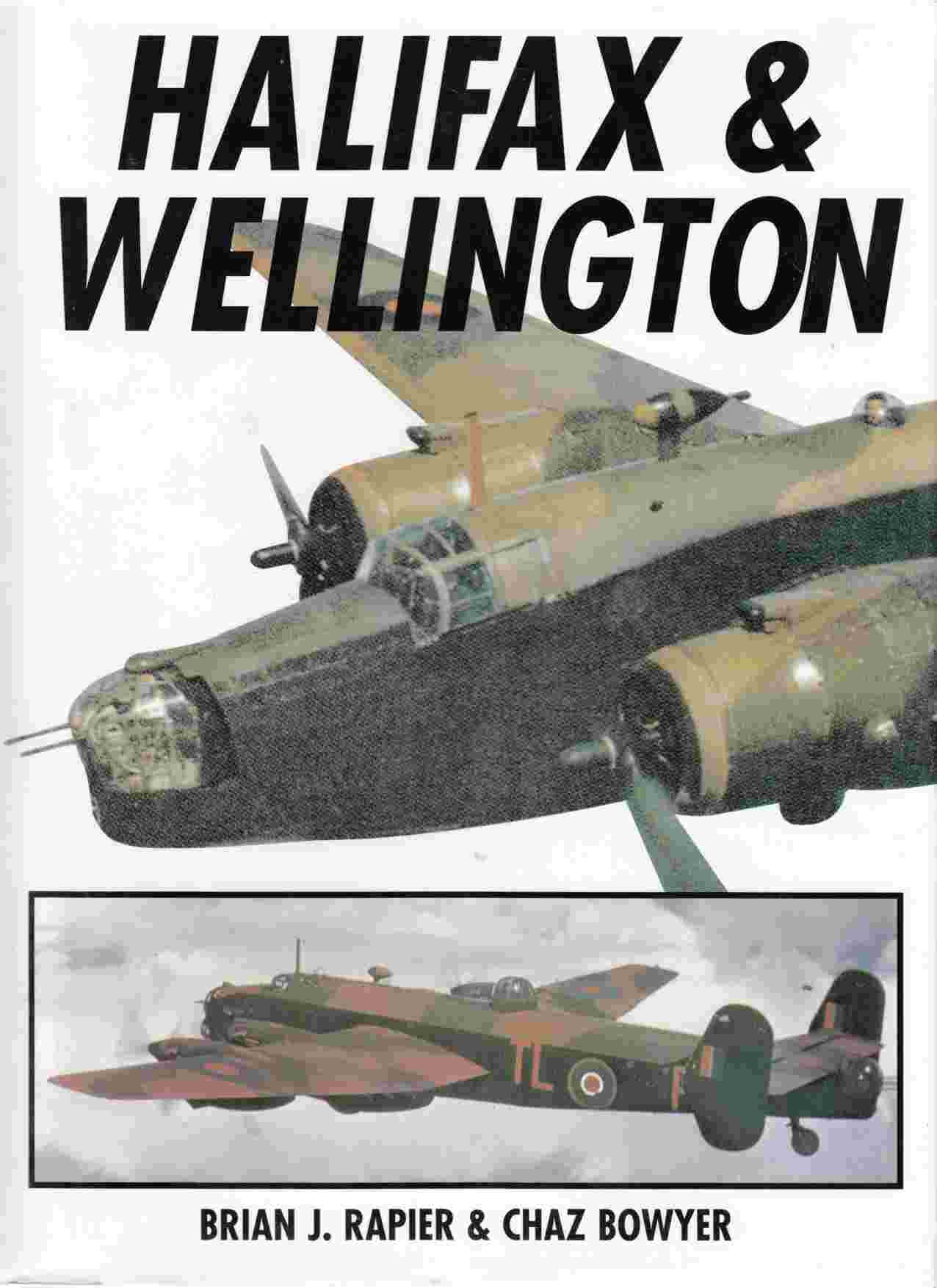 Image for Halifax & Wellington