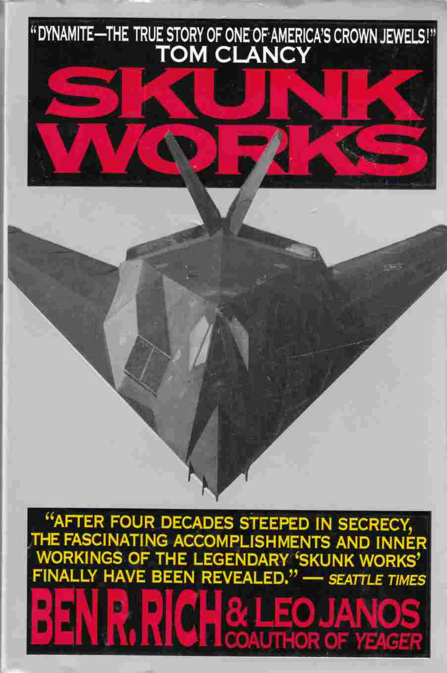 Image for Skunk Works A Personal Memoir of My Years At Lockheed