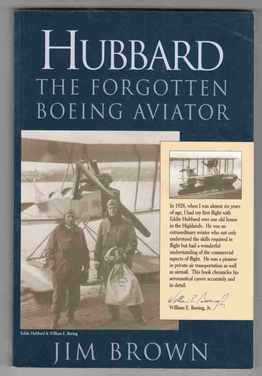Image for Hubbard The Forgotten Boeing Aviator