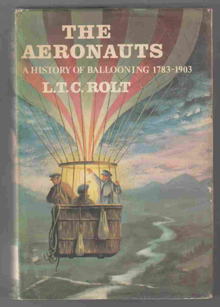 Image for The Aeronauts A History of Ballooning 1783-1903