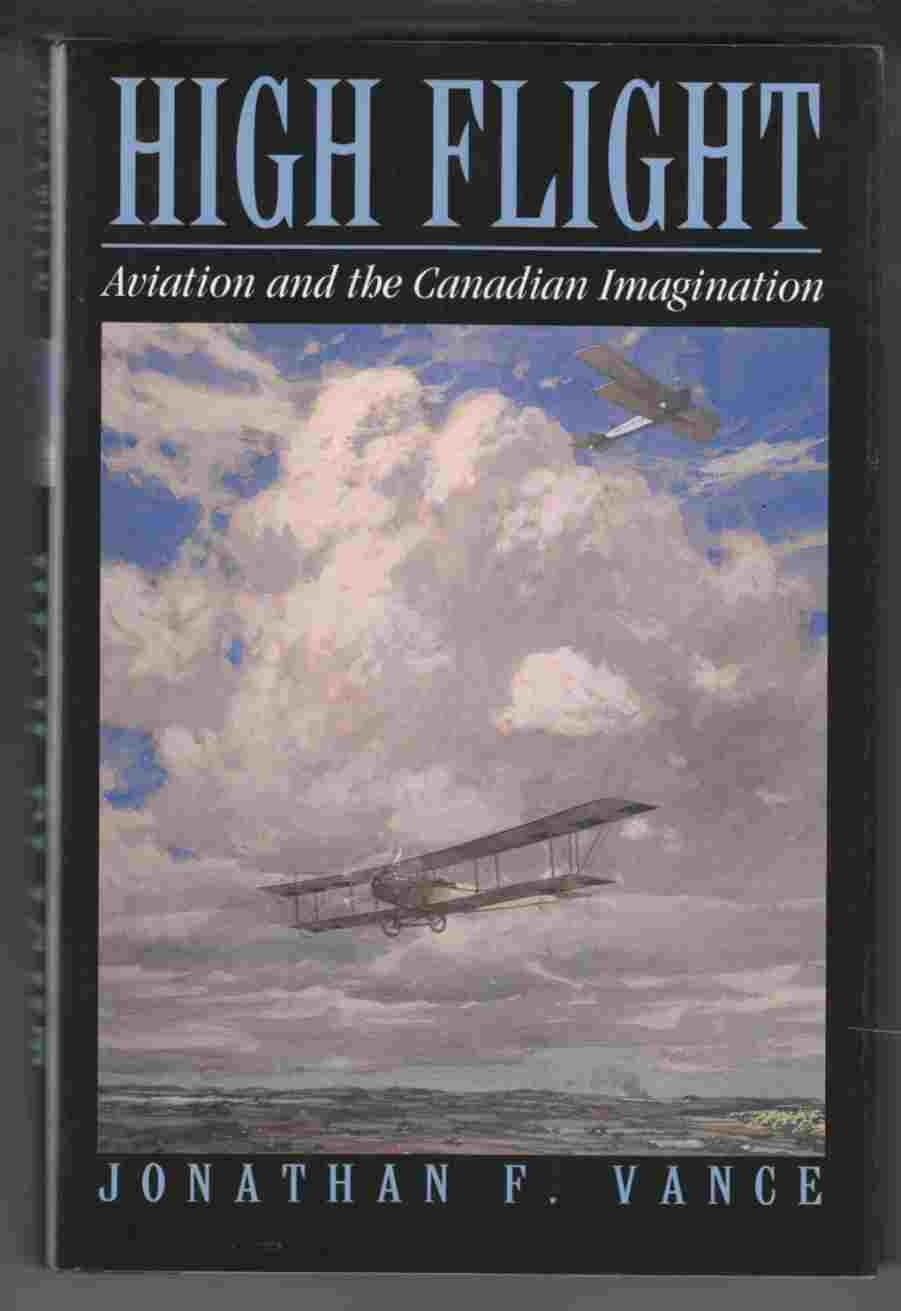 Image for High Flight Aviation and the Canadian Imagination