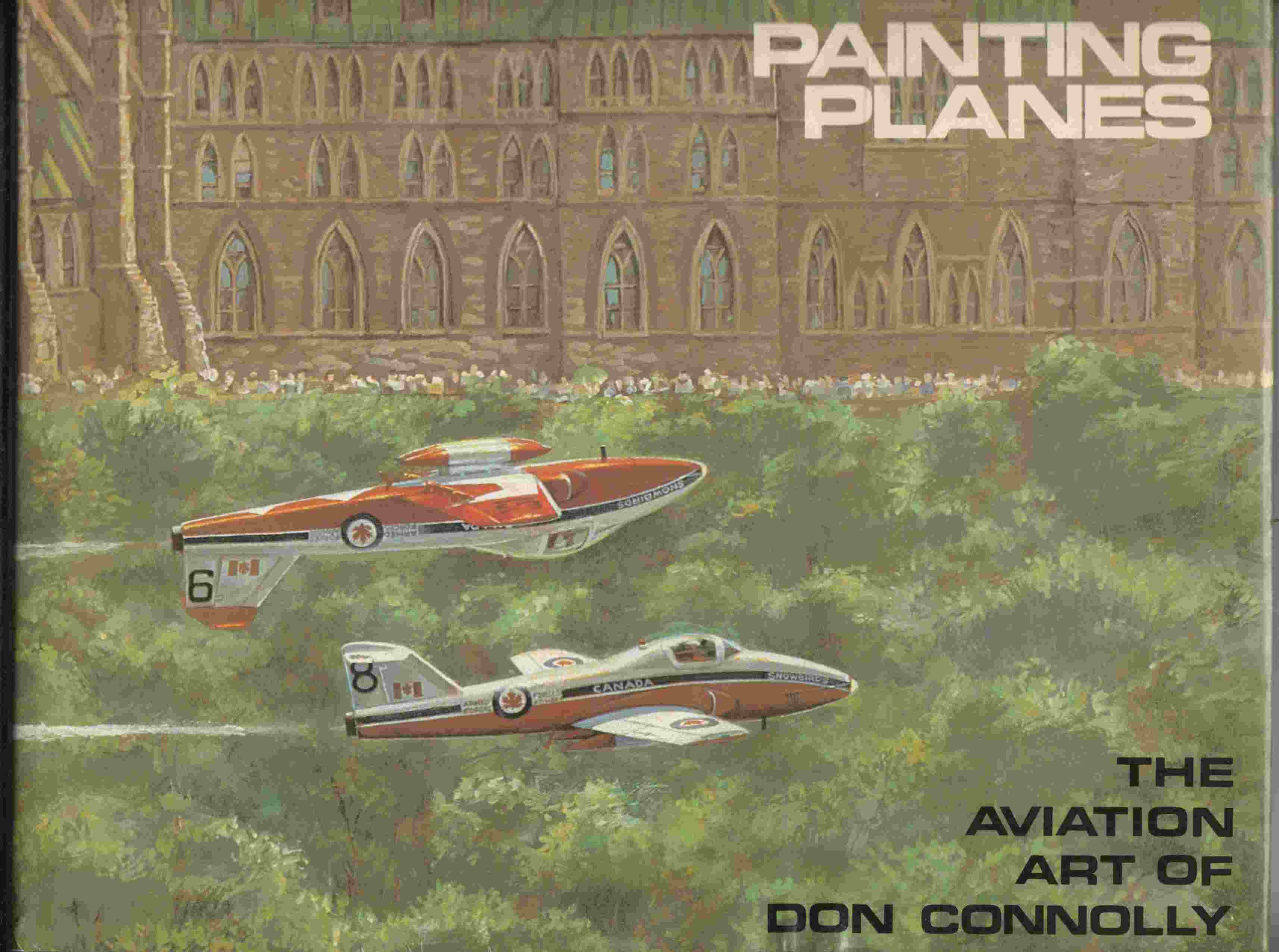 Image for Painting Planes The Aviation Art of Don Connolly