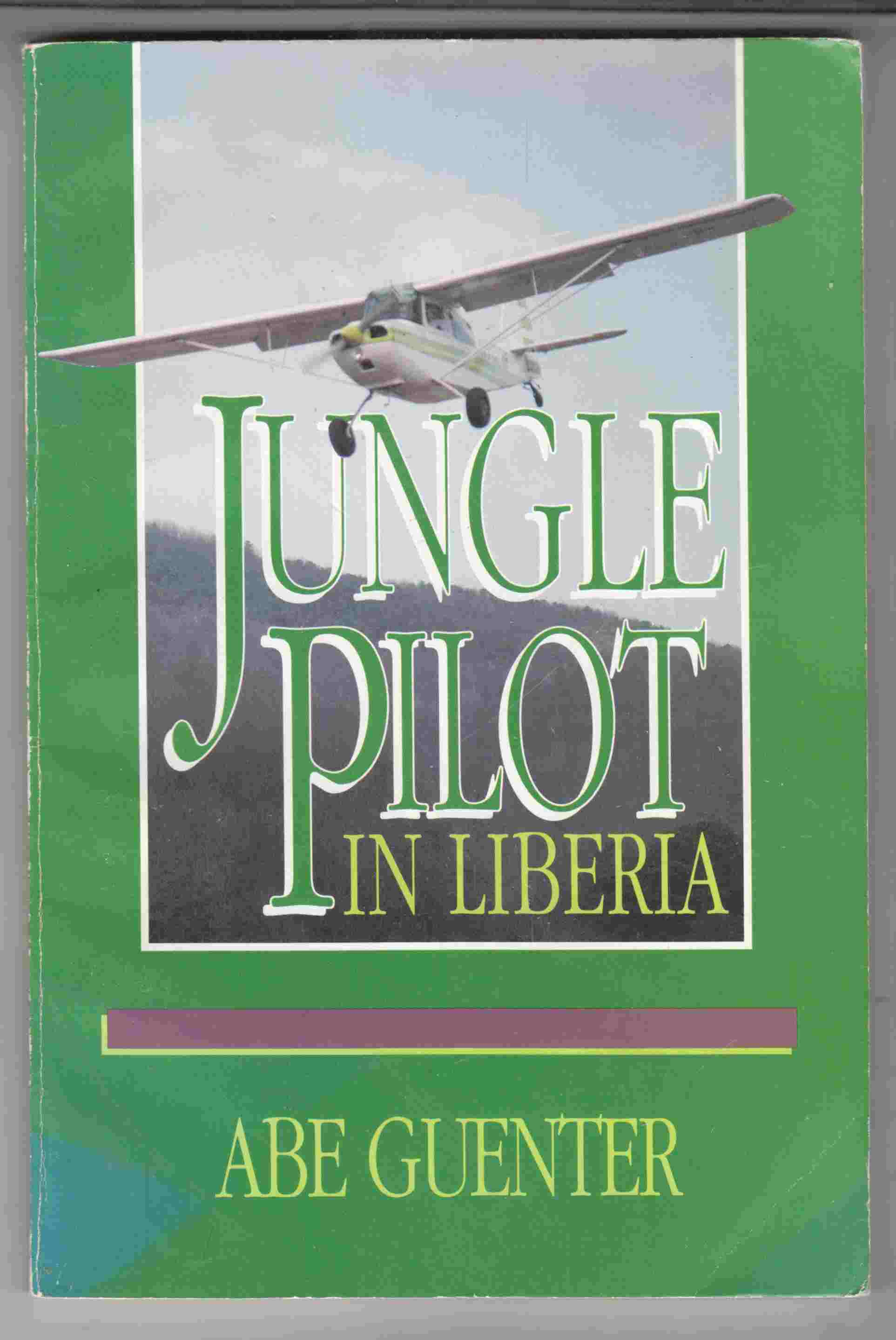 Image for Jungle Pilot in Liberia