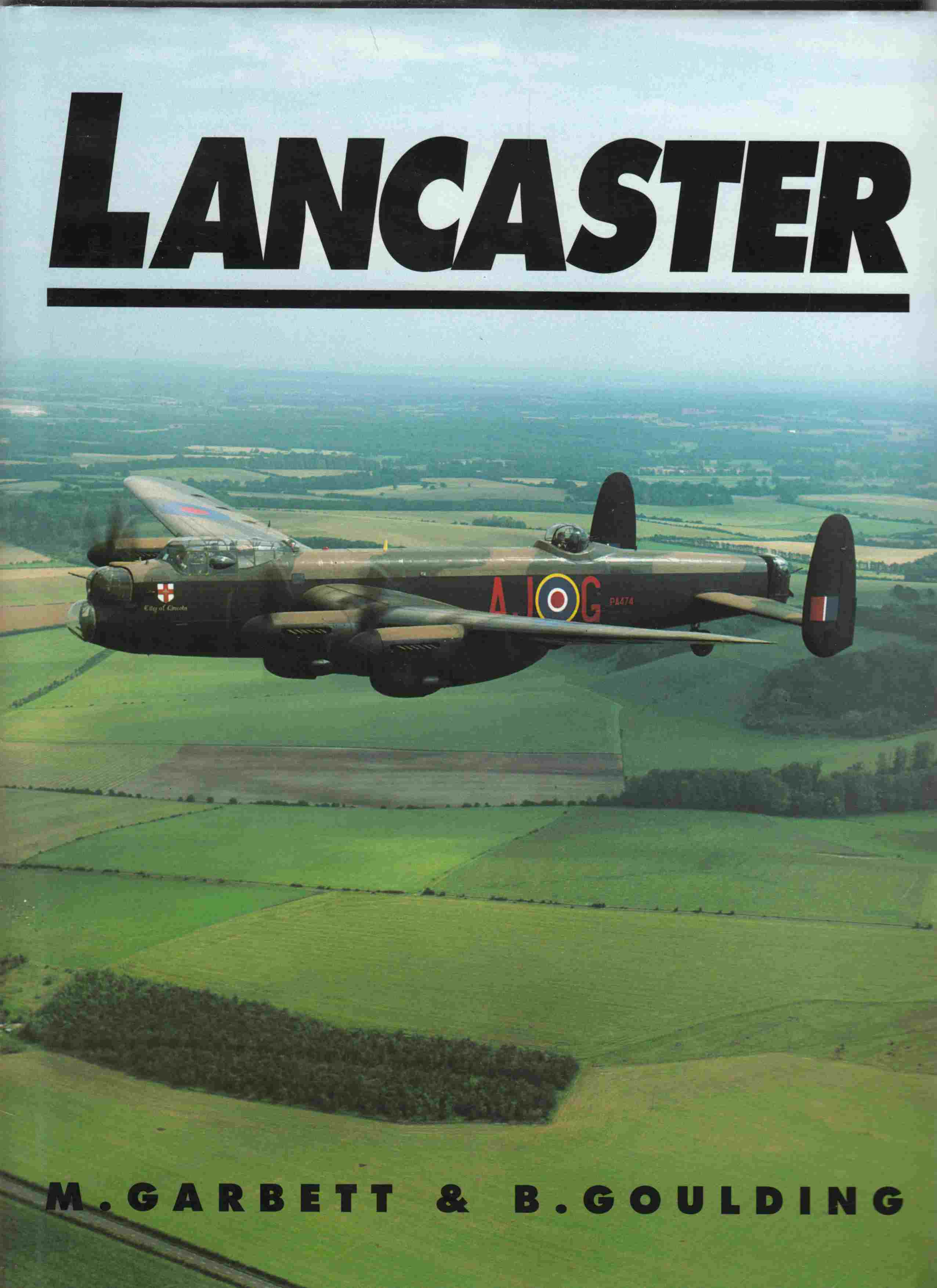 Image for The Lancaster at War