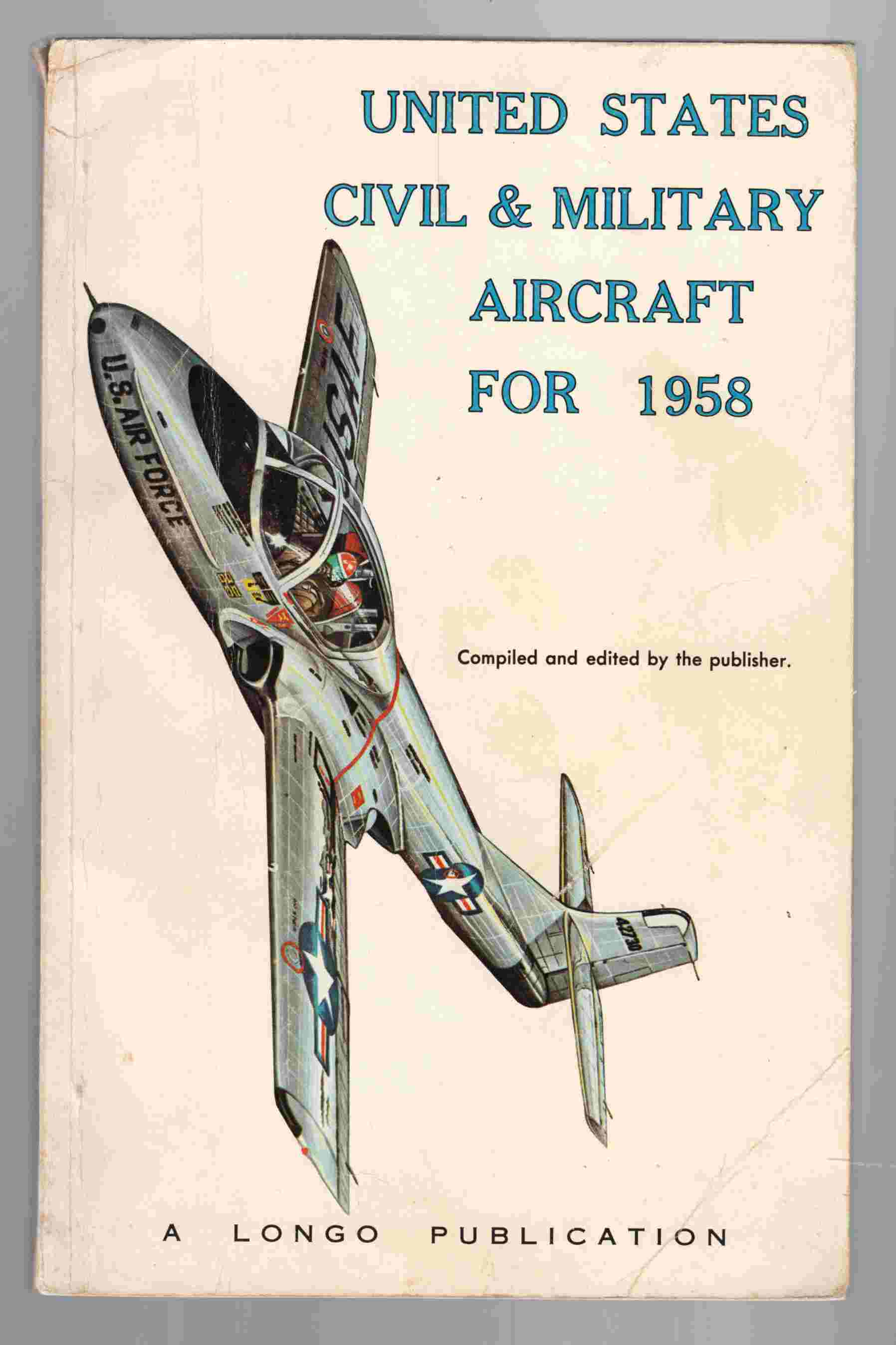 Image for United States Civil & Military Aircraft for 1958