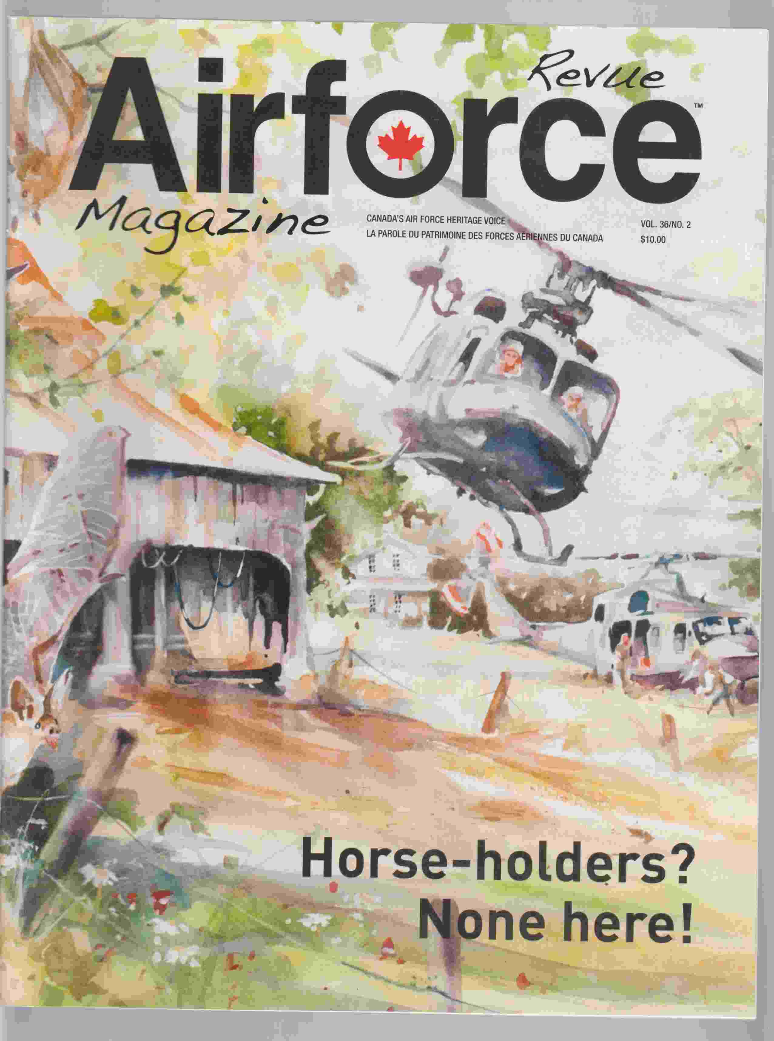 Image for Airforce Magazine Vol. 36/ No. 2