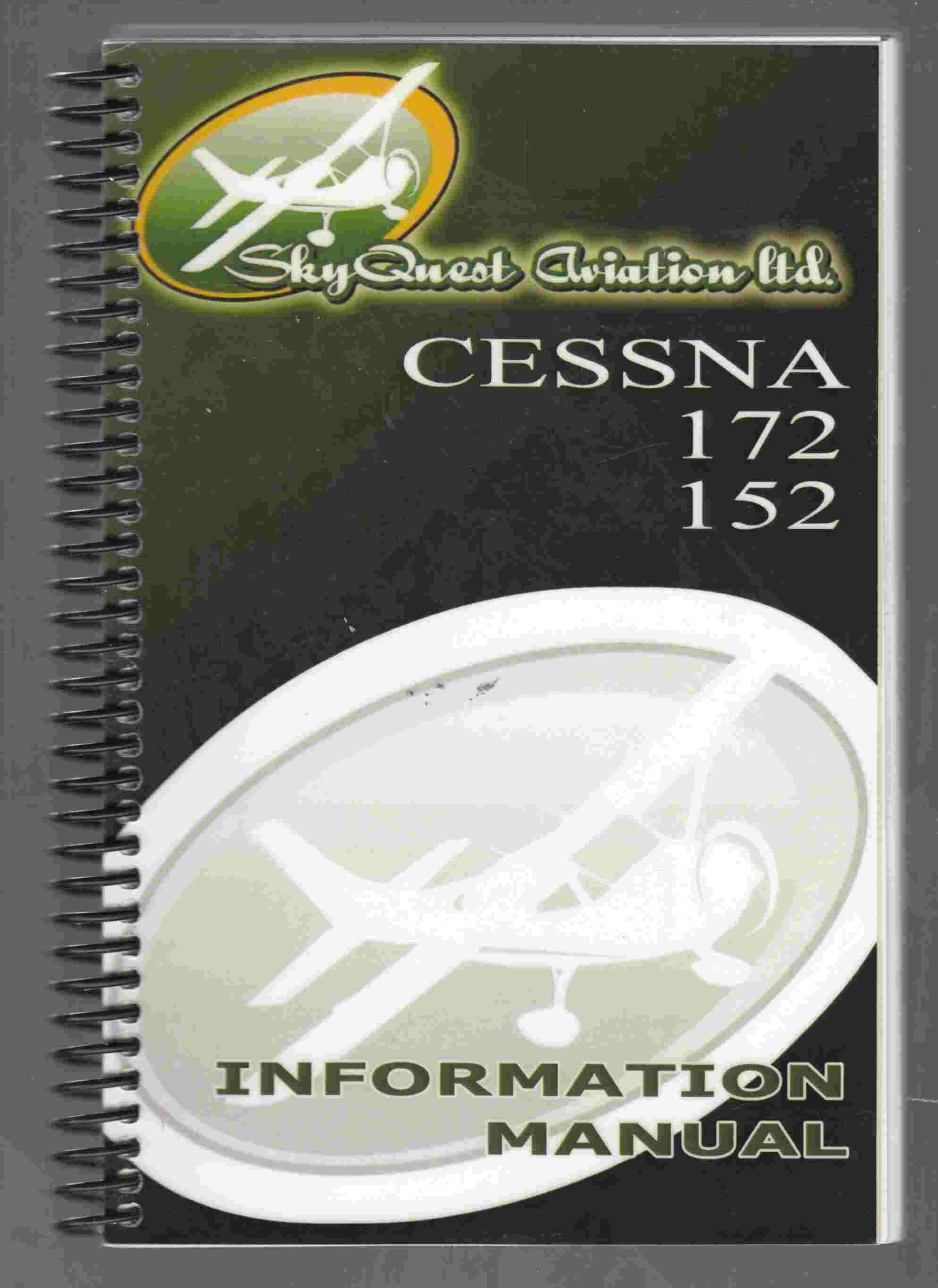 Image for Cessna 172 152 Information Manual