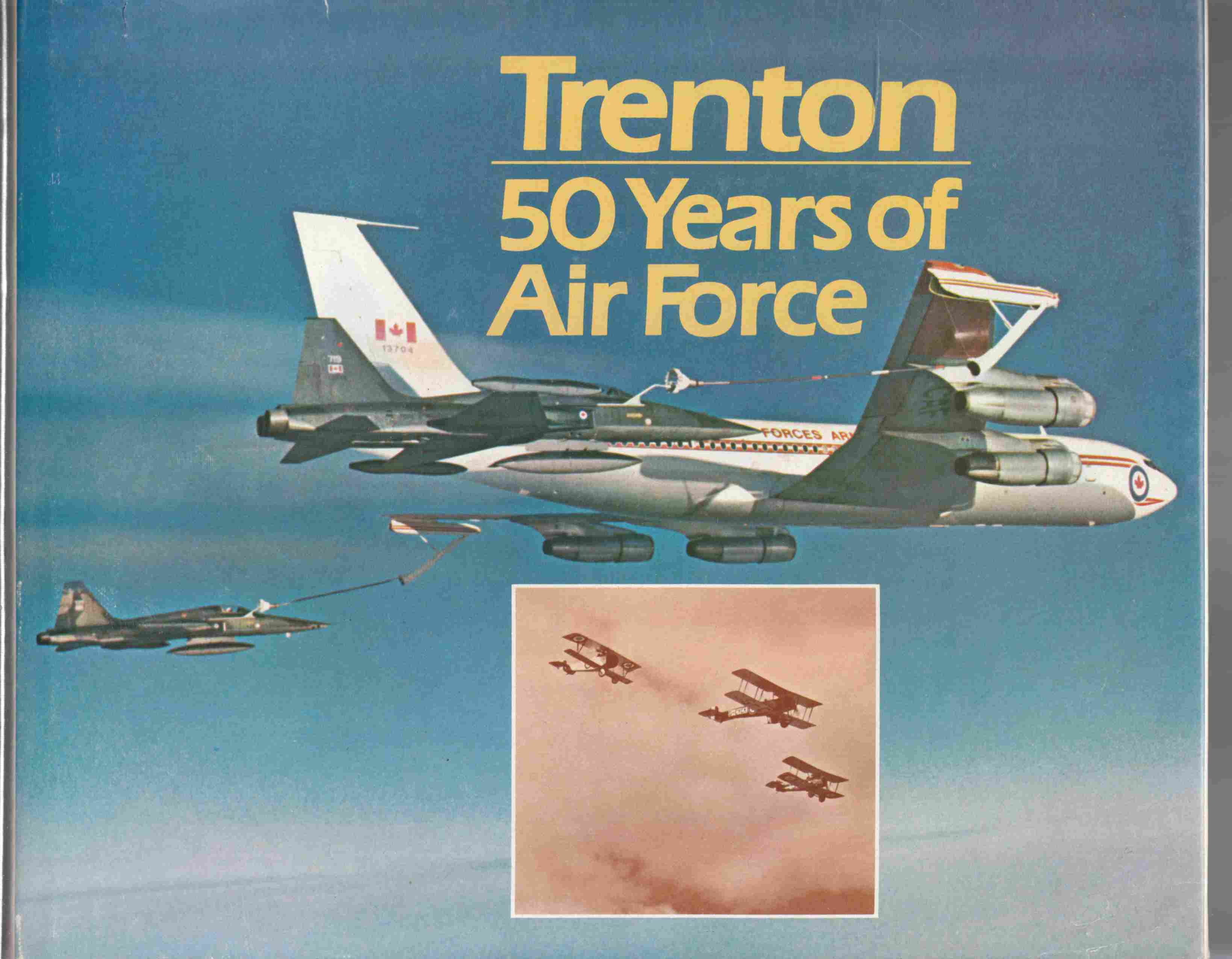 Image for Trenton 50 Years of Air Force