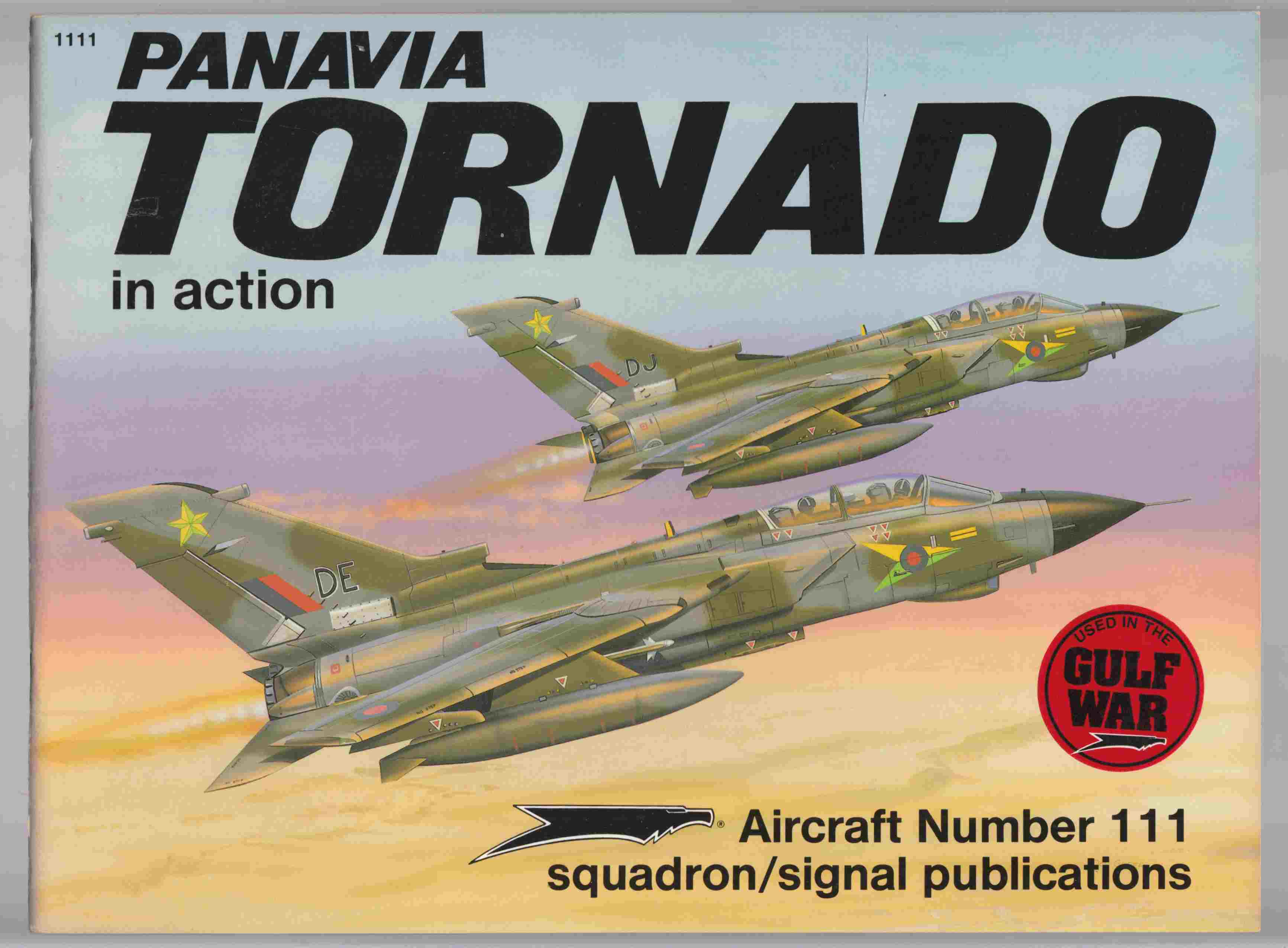 Image for Panavia Tornado in Action Aircraft Number 111