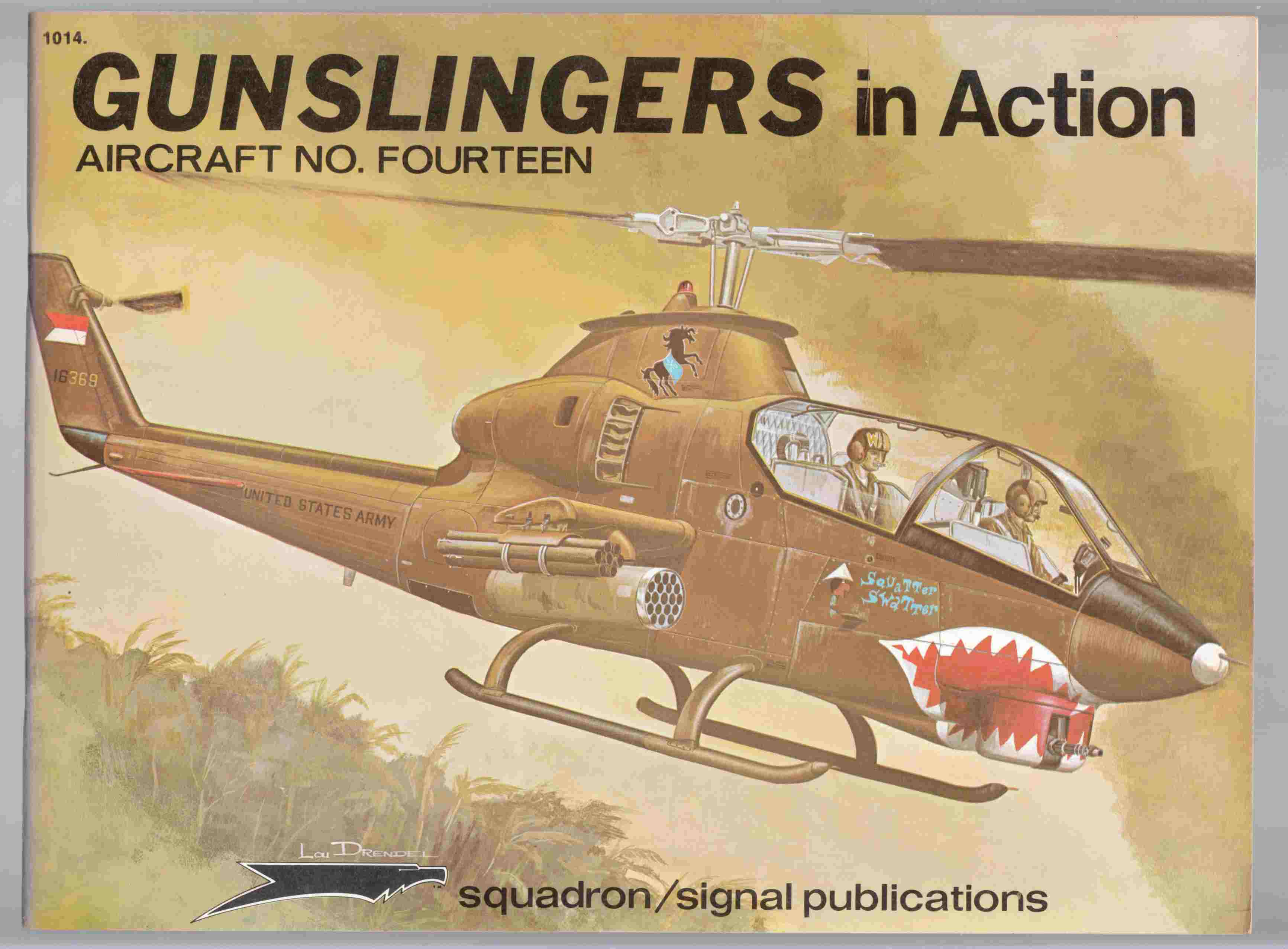 Image for Gunslingers in Action Aircraft No. Fourteen