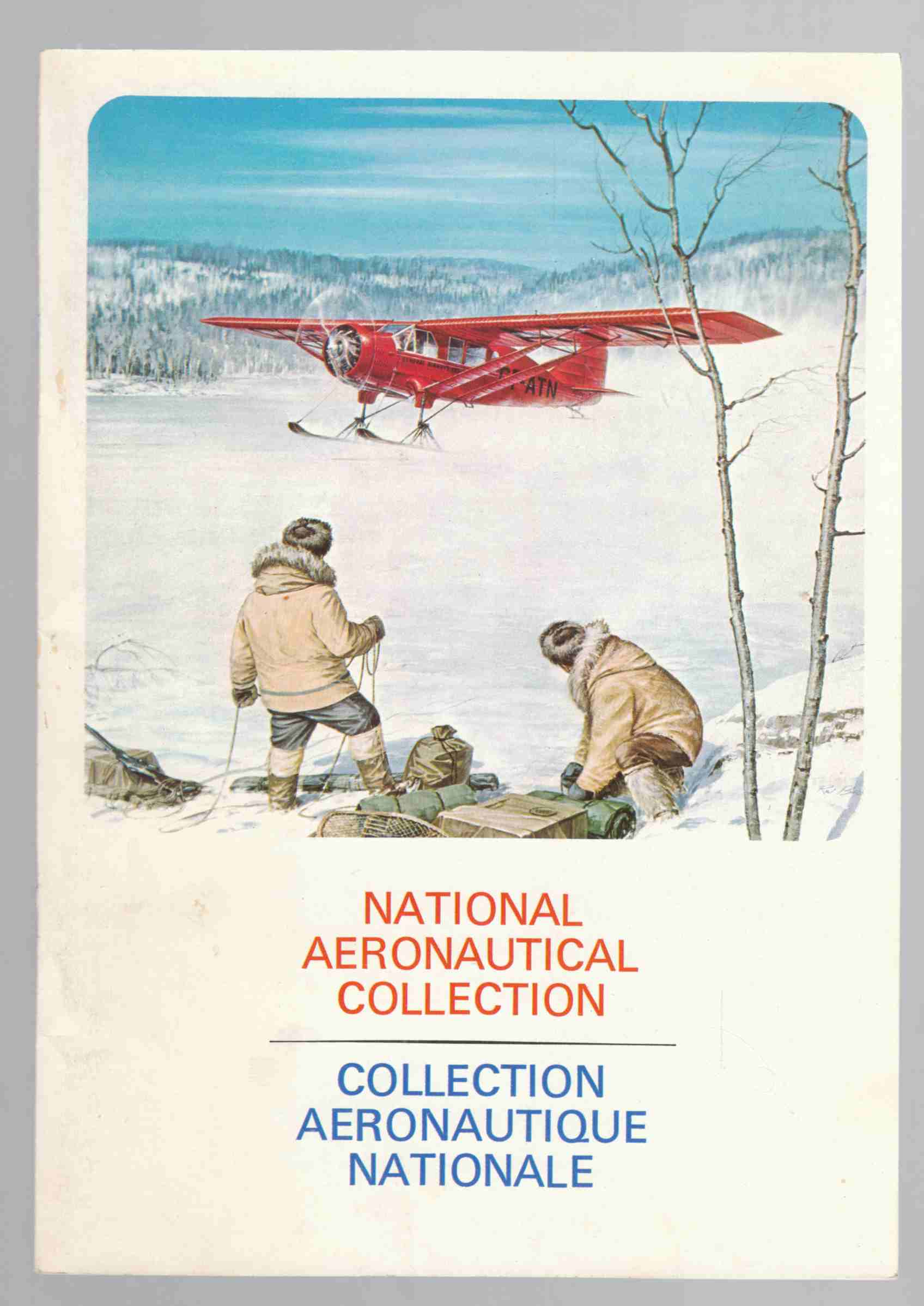 Image for National Aeronautical Collection / Collection Aeronautique Nationale