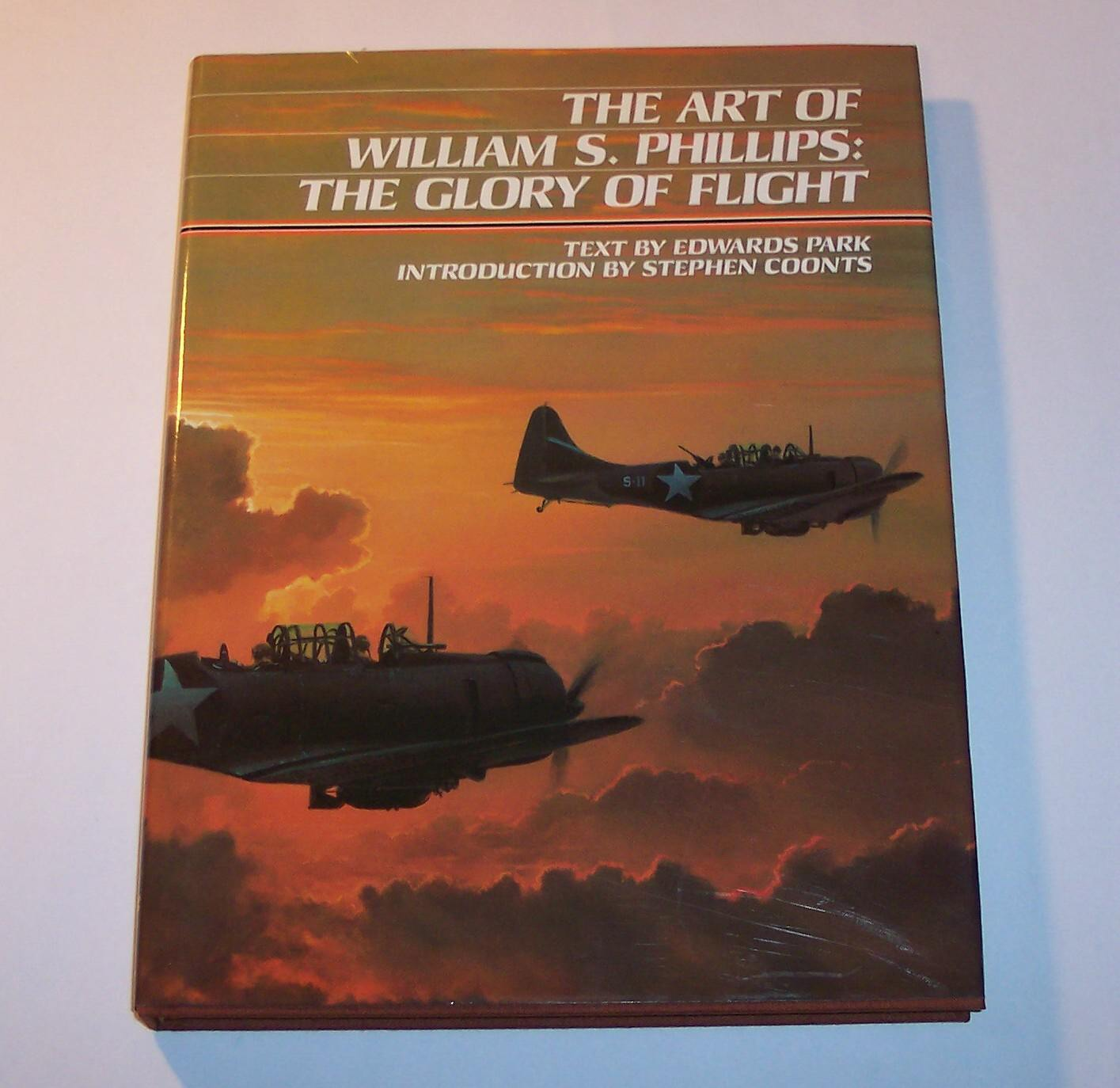 Image for The Art of William S. Phillips:  The Glory of Flight