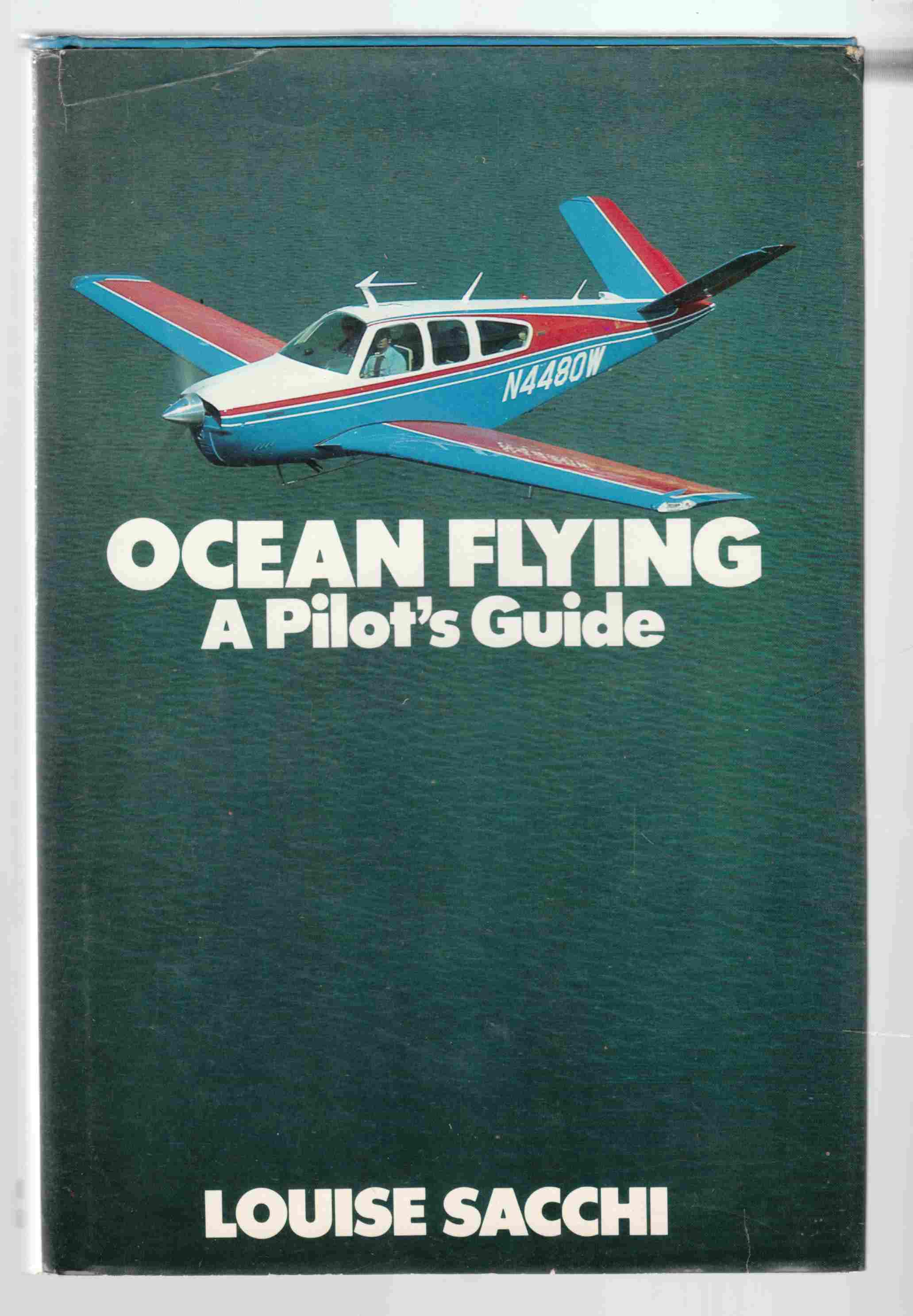 Image for Ocean Flying A Pilot's Guide