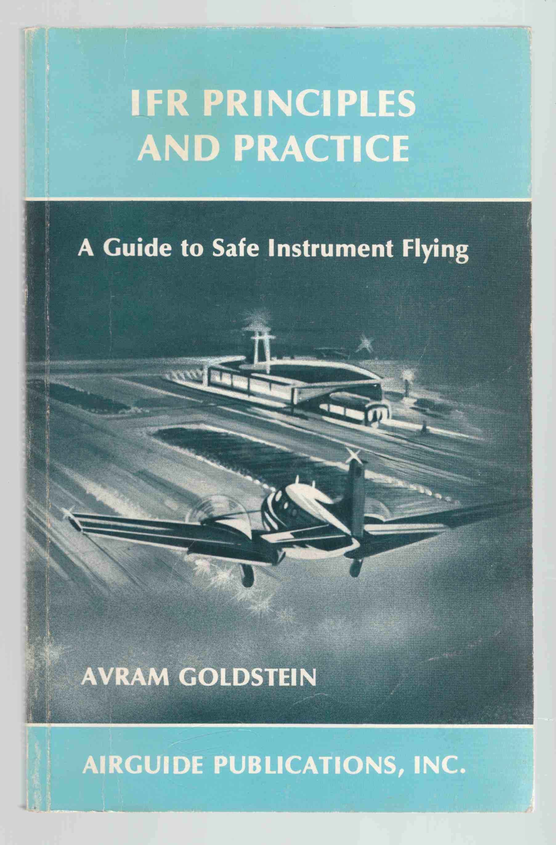 Image for IFR Principles and Practice