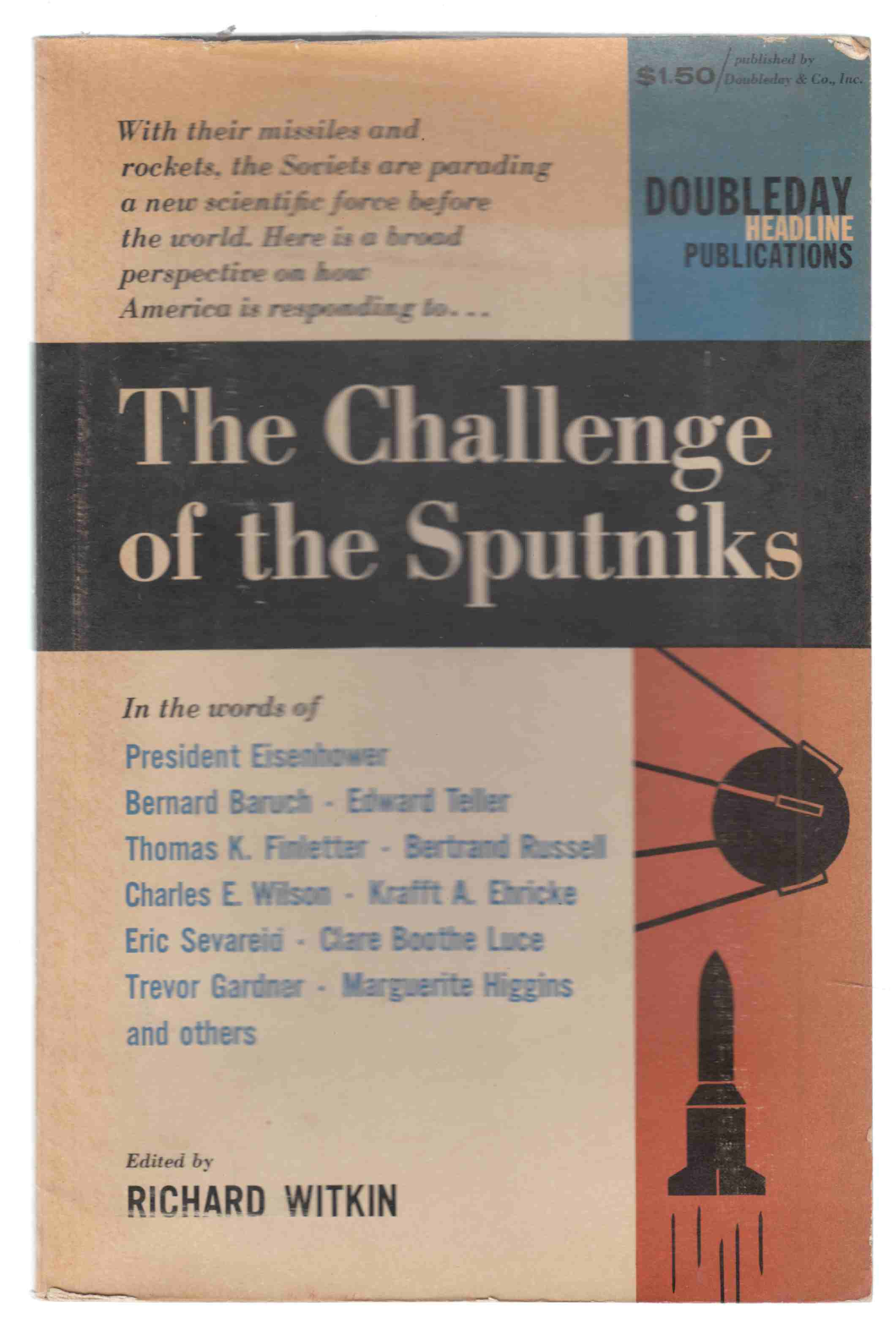 Image for The Challenge of the Sputniks