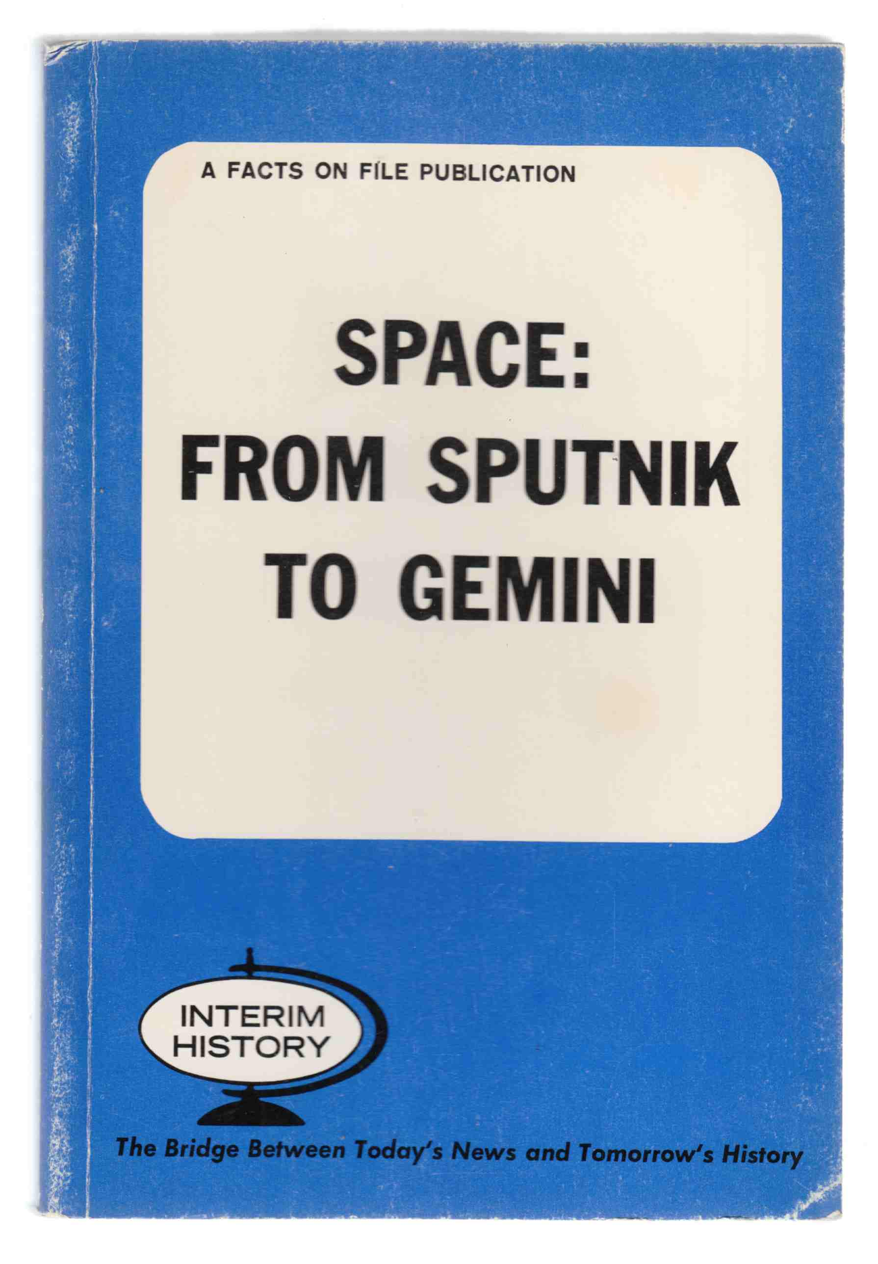 Image for Space: from Sputnik to Gemini
