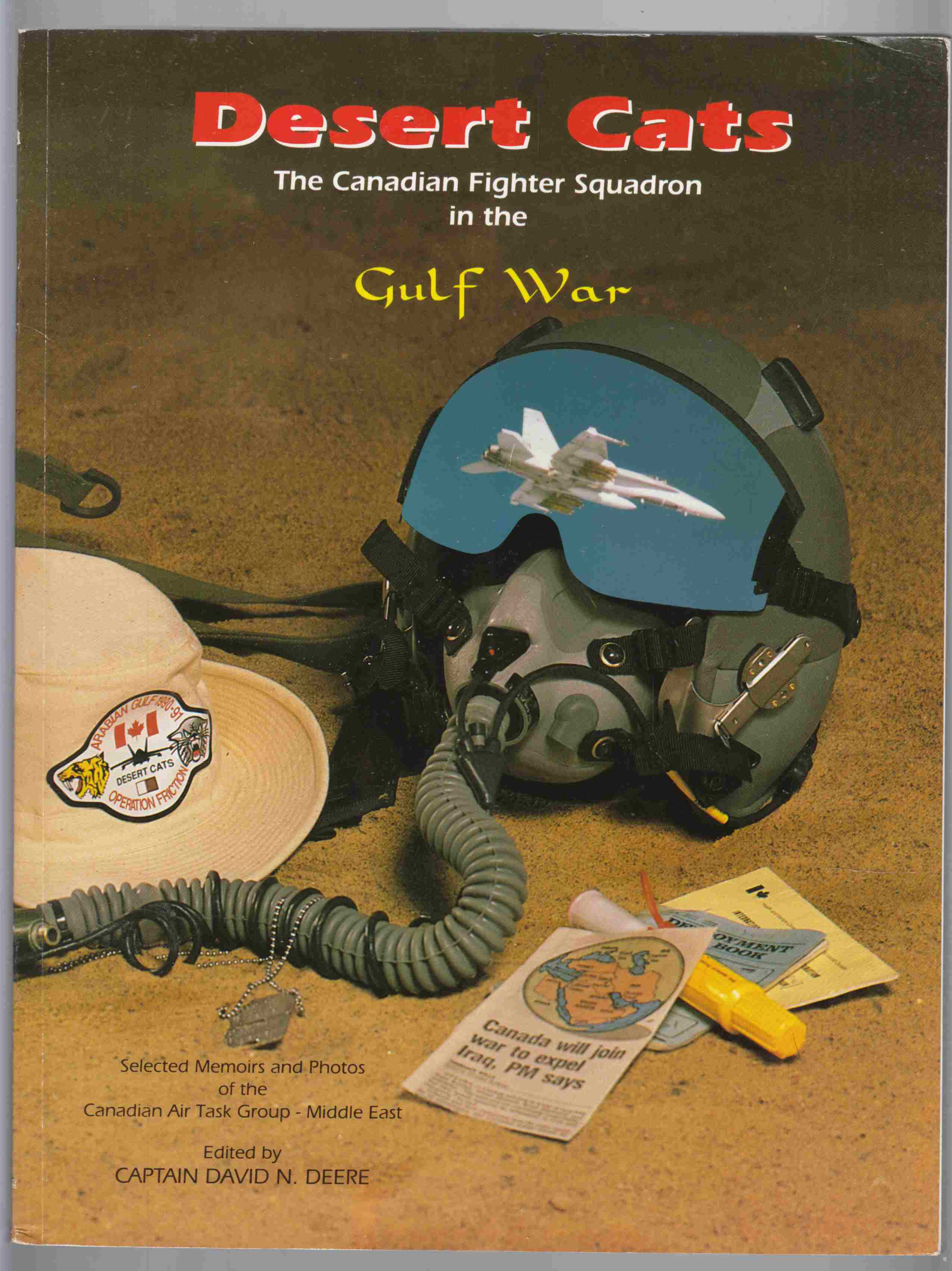 Image for Desert Cats:  The Canadian Fighter Squadron in the Gulf War