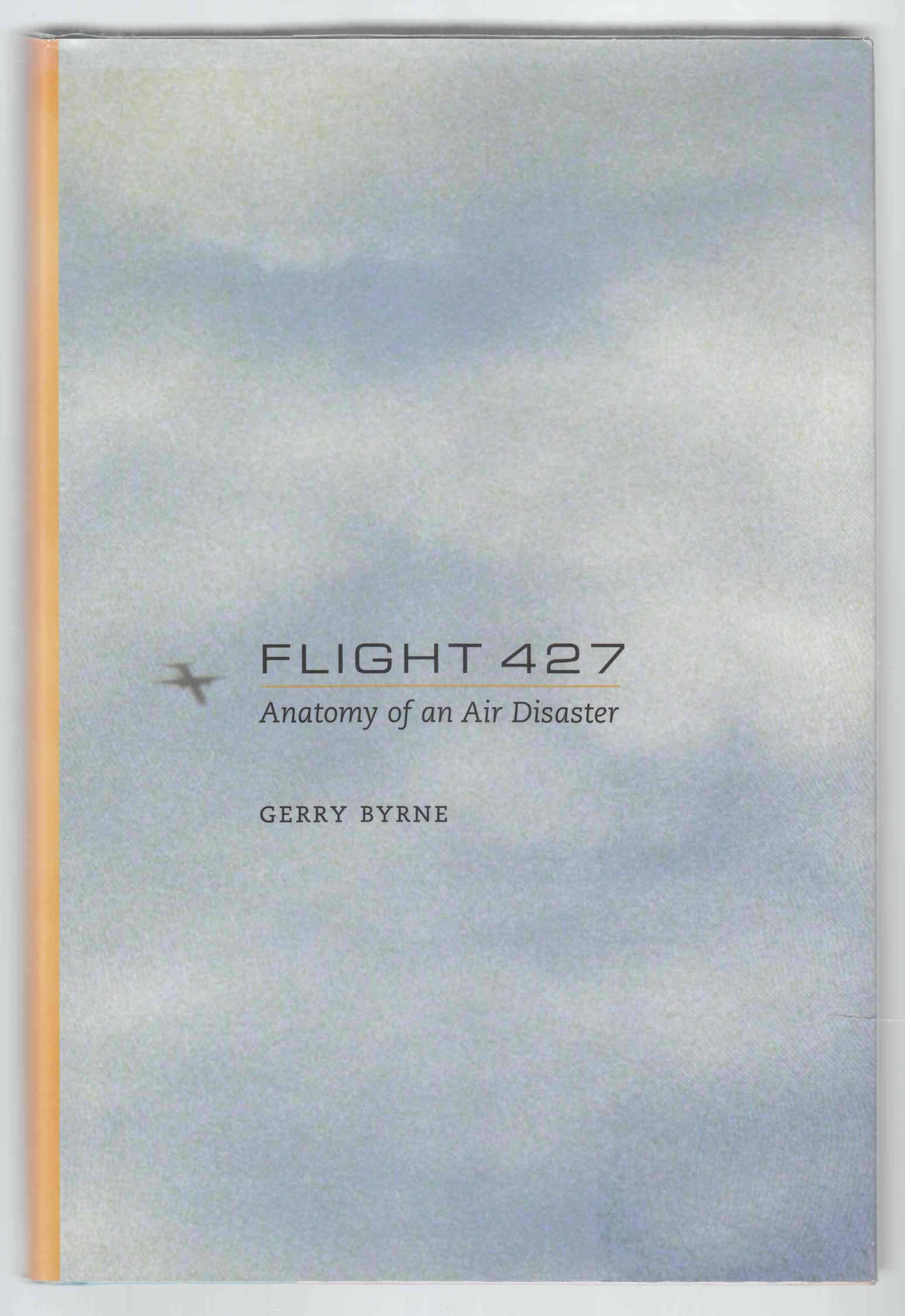 Image for Flight 427 Anatomy of an Air Disaster