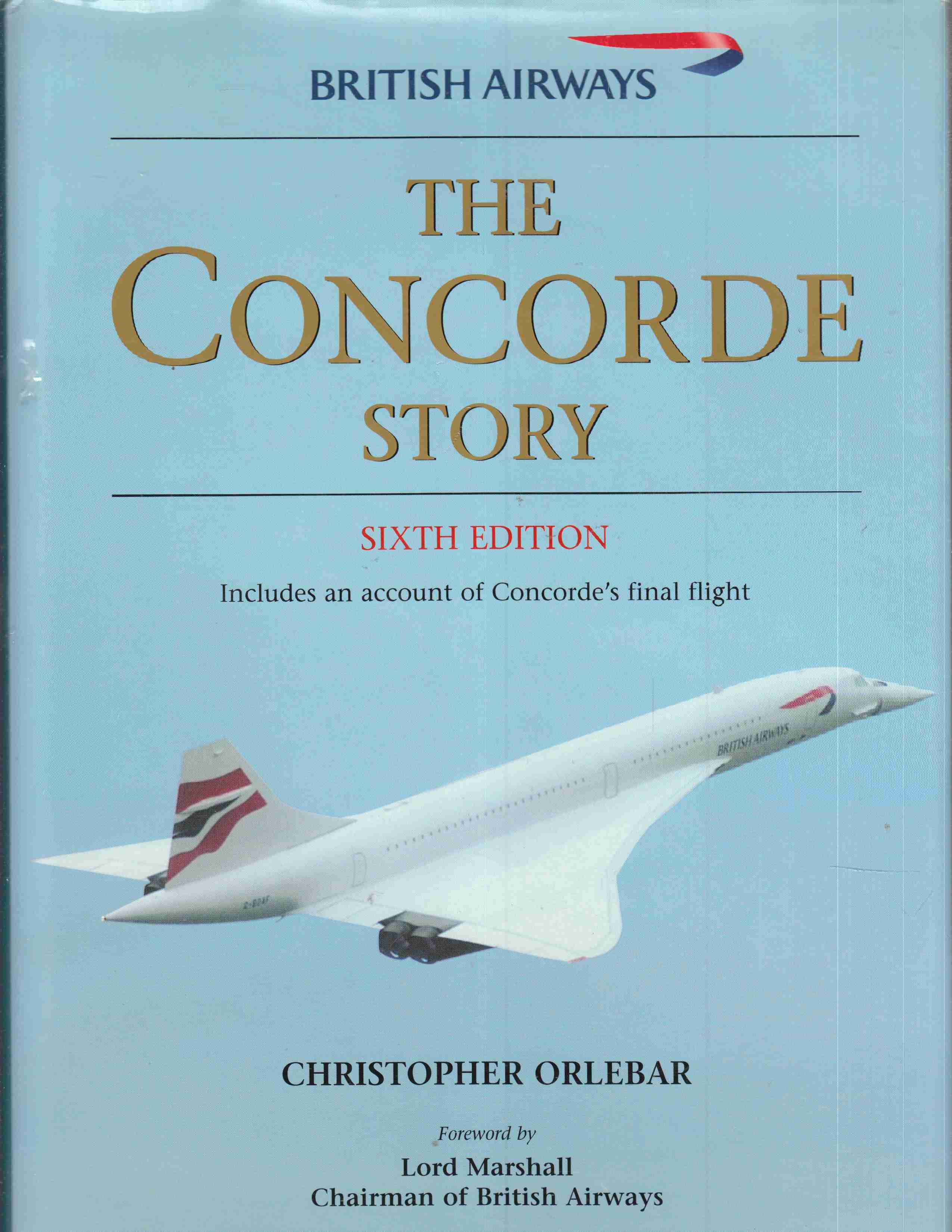 Image for The Concorde Story Sixth Edition