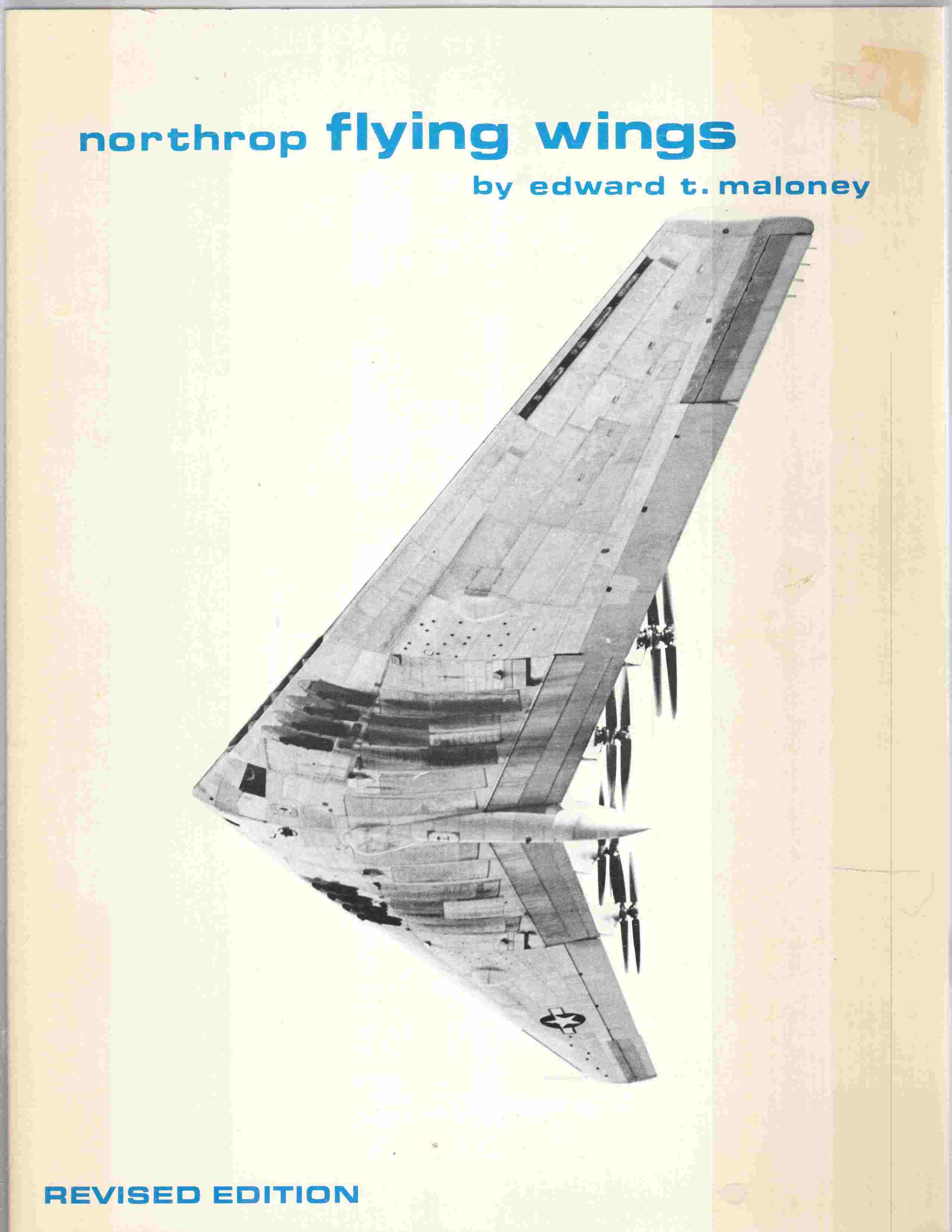 Image for Northrop Flying Wings