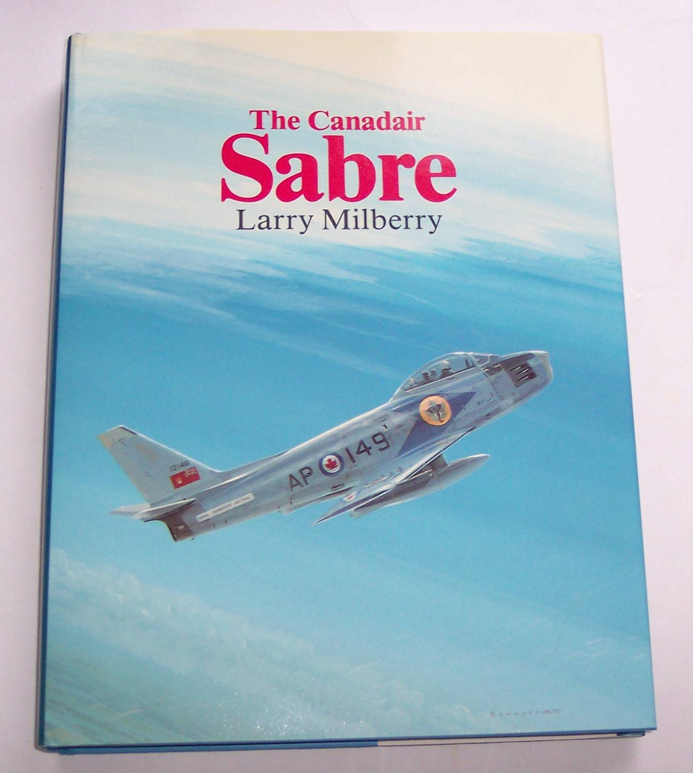 Image for The Canadair Sabre