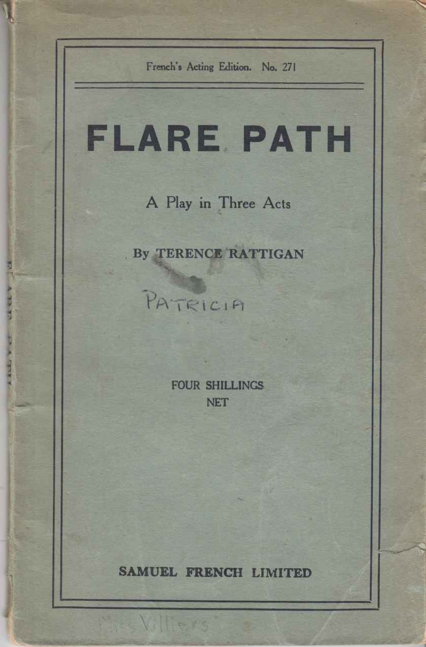Image for Flare Path, A Play in Three Acts
