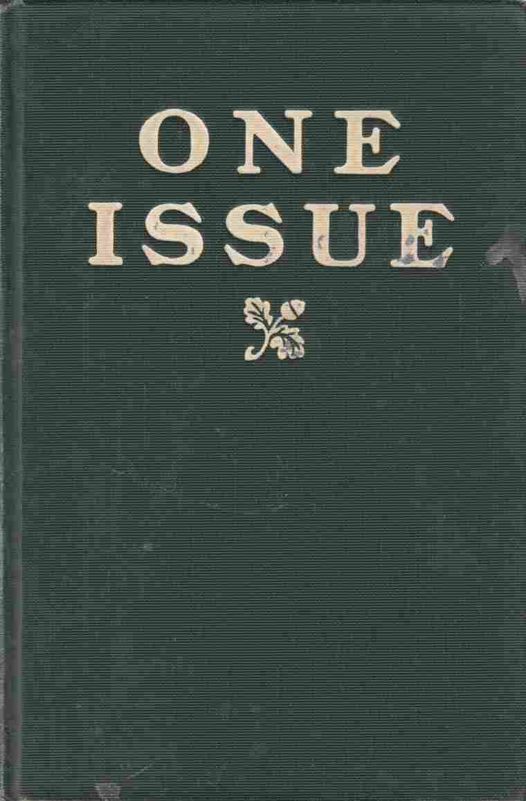 Image for One Issue