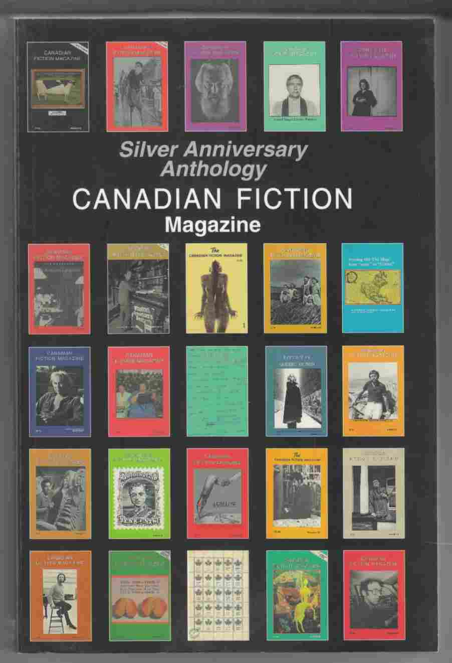 Image for The Best of Canadian Fiction Magazine Silver Anniversary Anthology