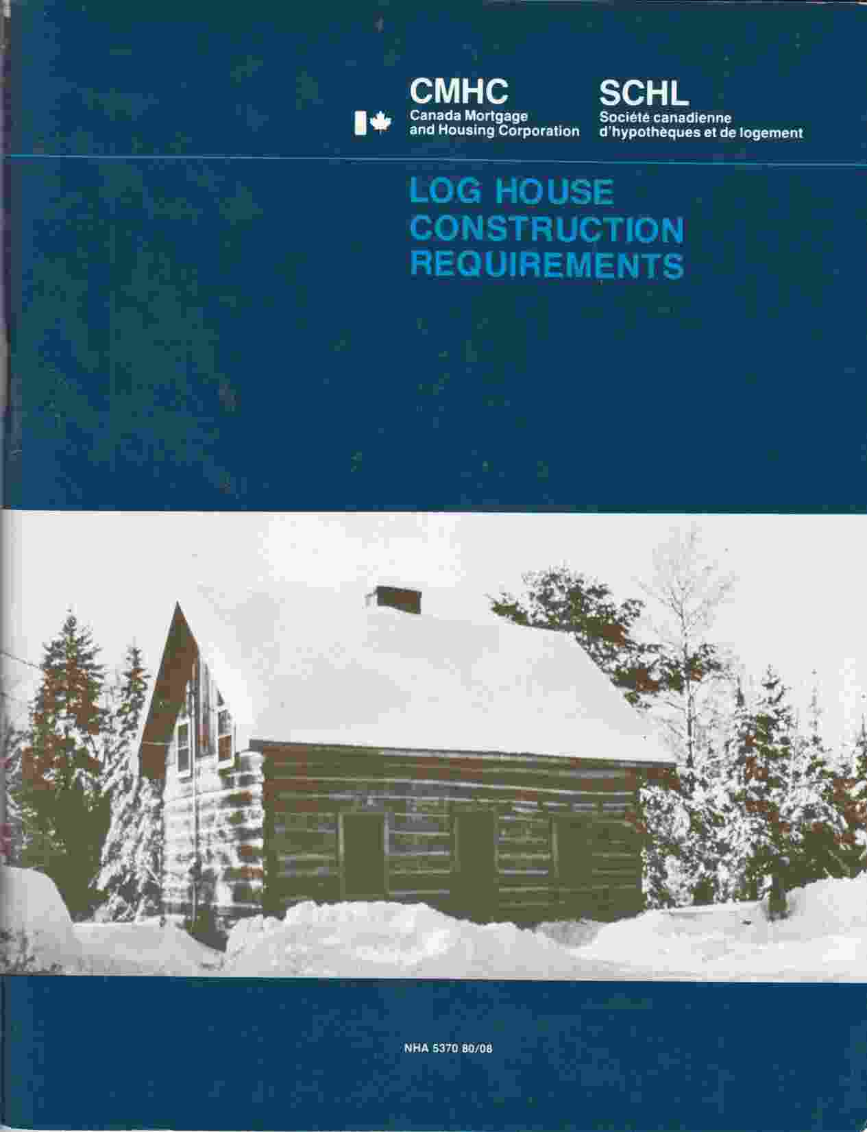 Image for Log House Construction Requirements