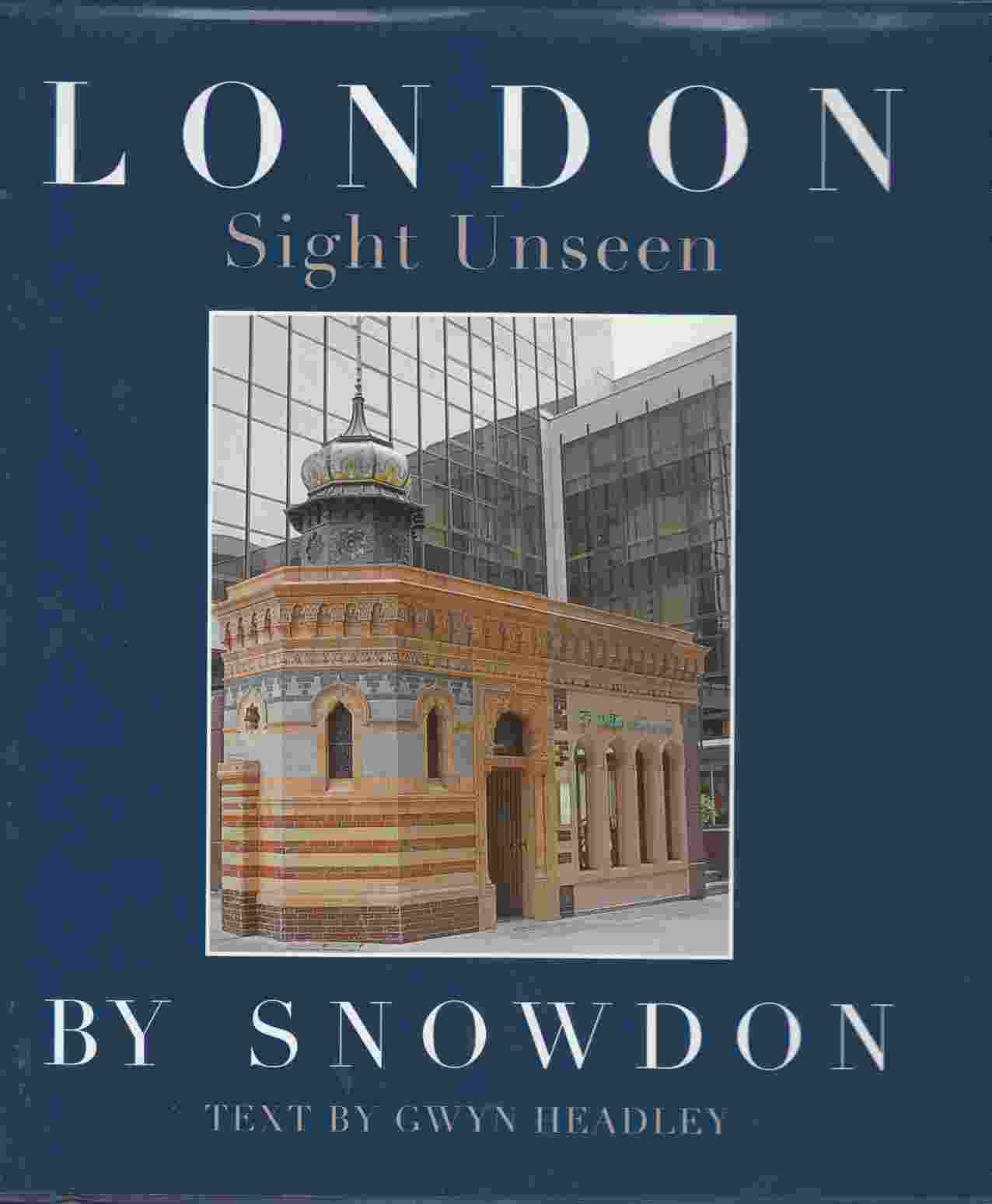 Image for London Sight Unseen