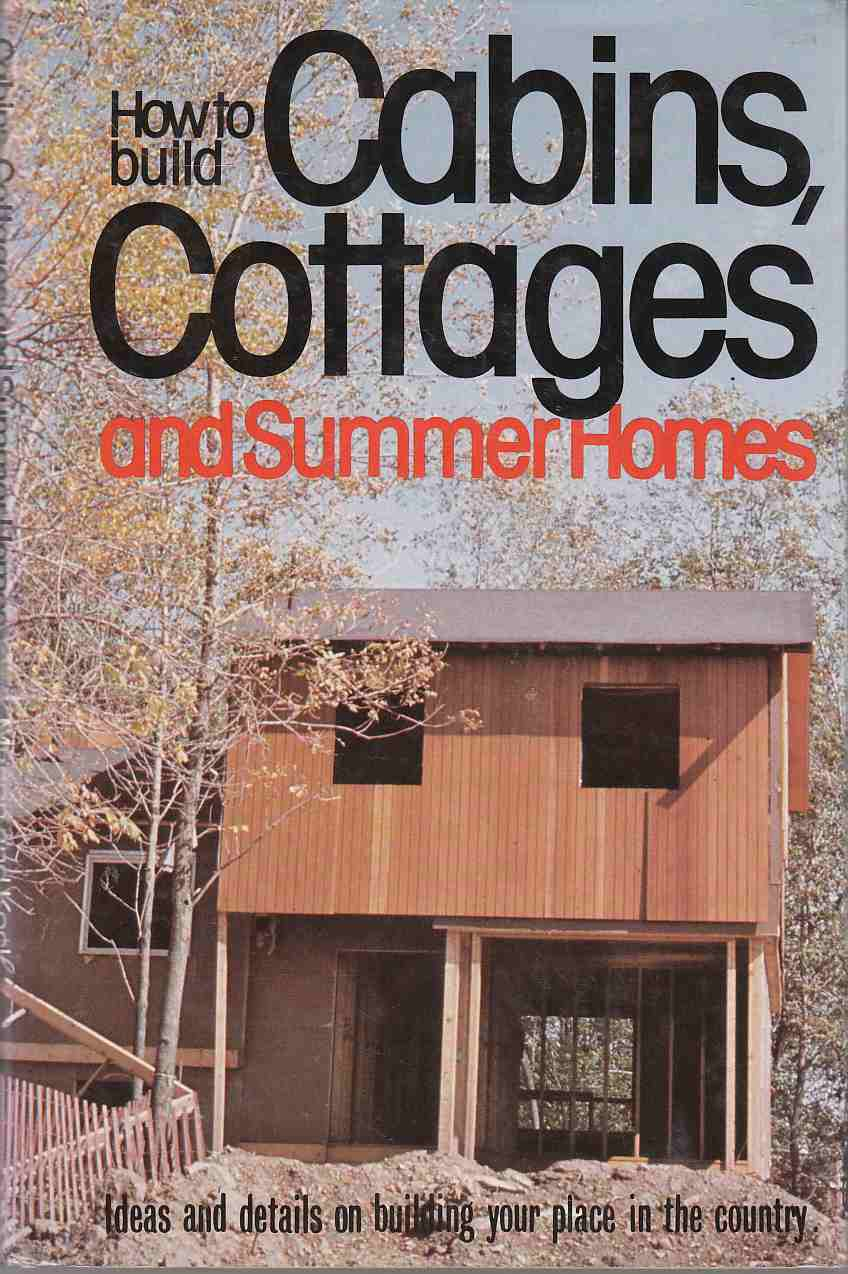 Image for Cabins, Cottages and Summer Homes