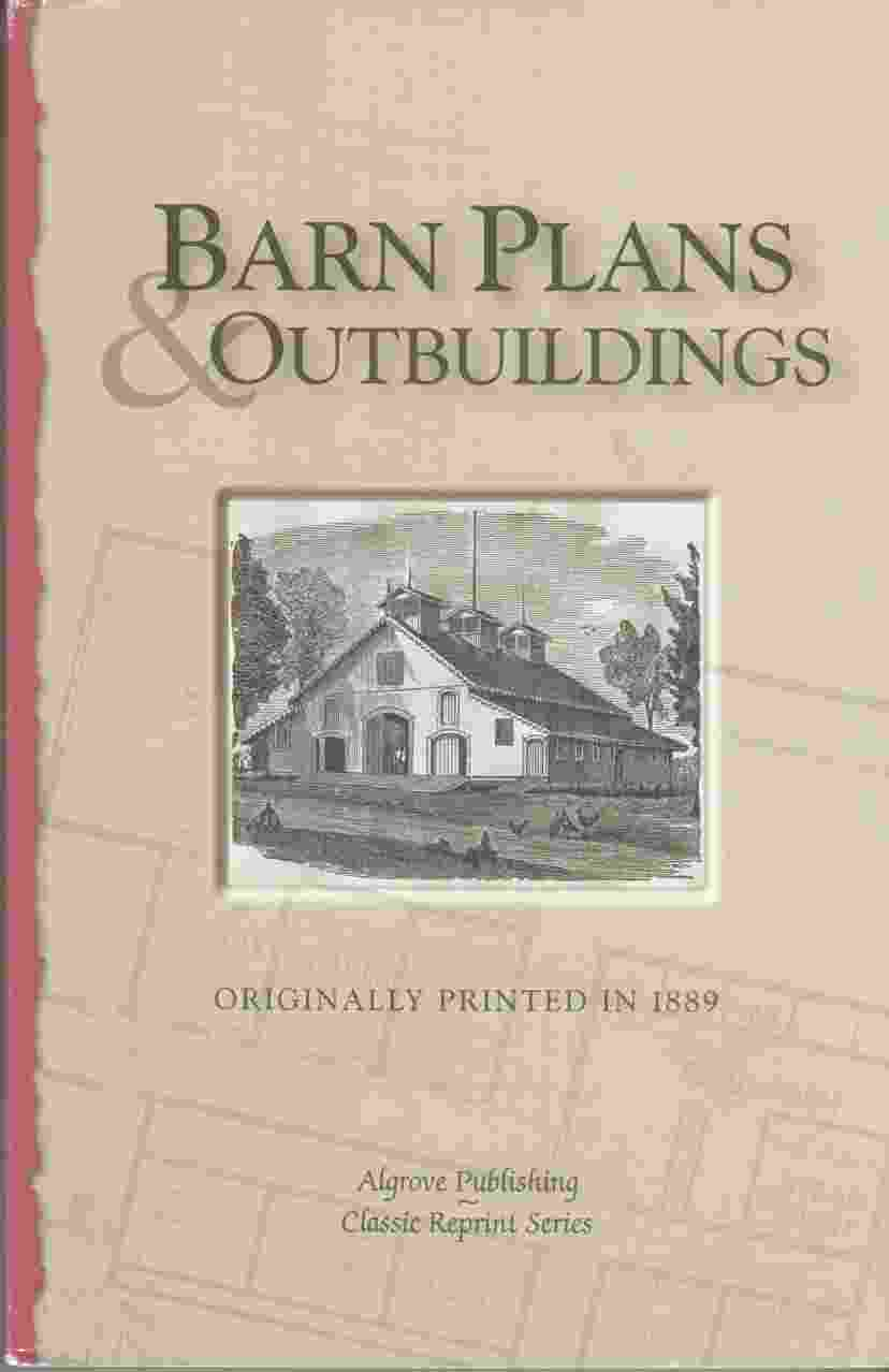 Image for Barn Plans and Outbuildings