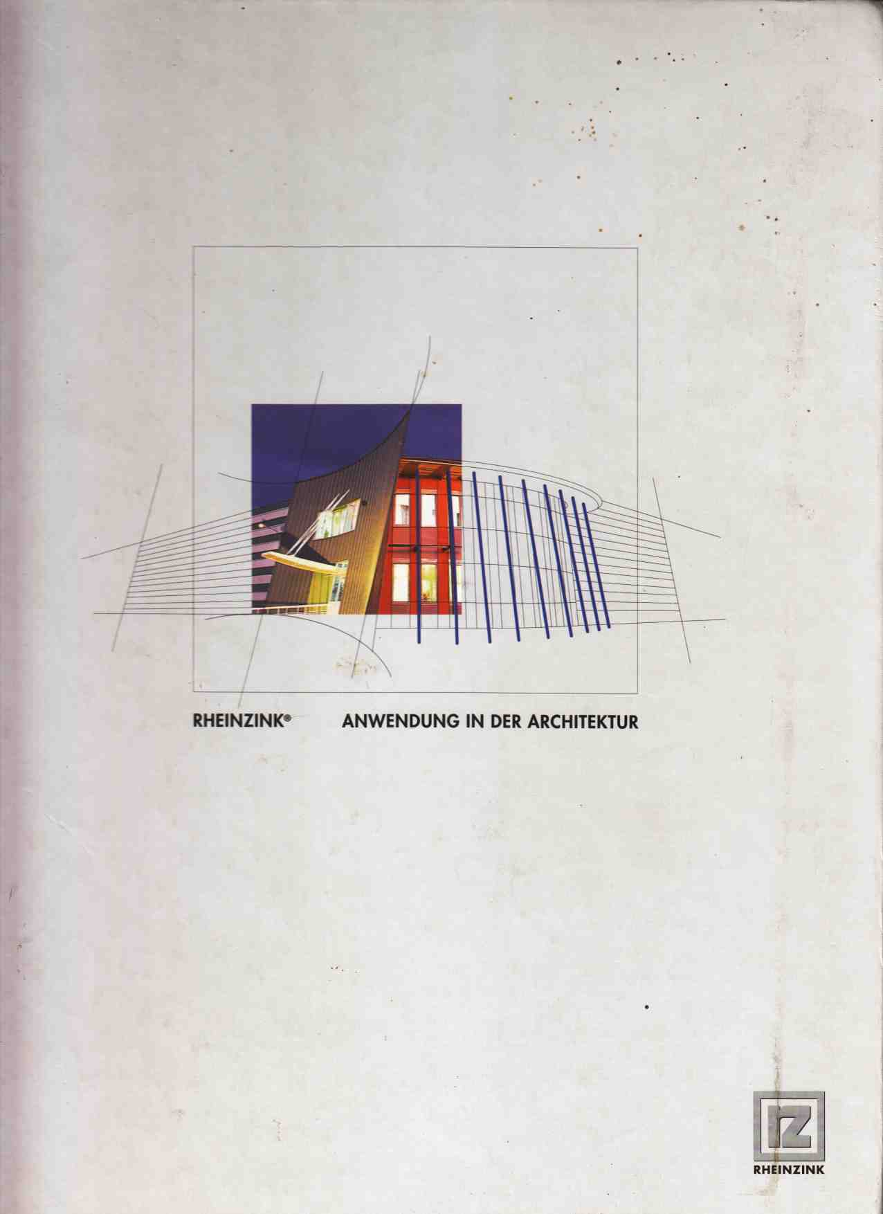 Image for Rheinzink - Anwendung in Der Architektur