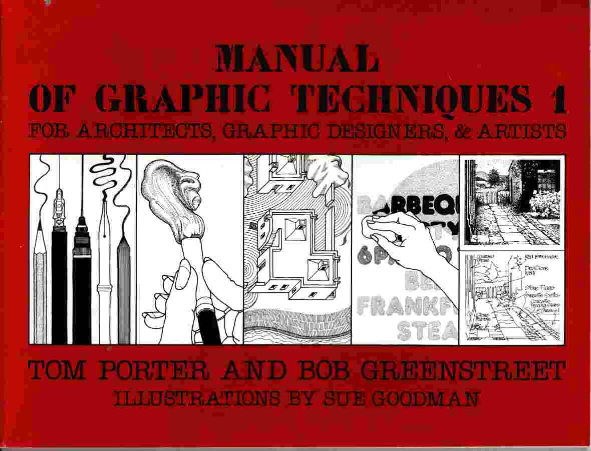 Image for Manual of Graphic Techniques for Architects, Graphic Designers, & Artists 1