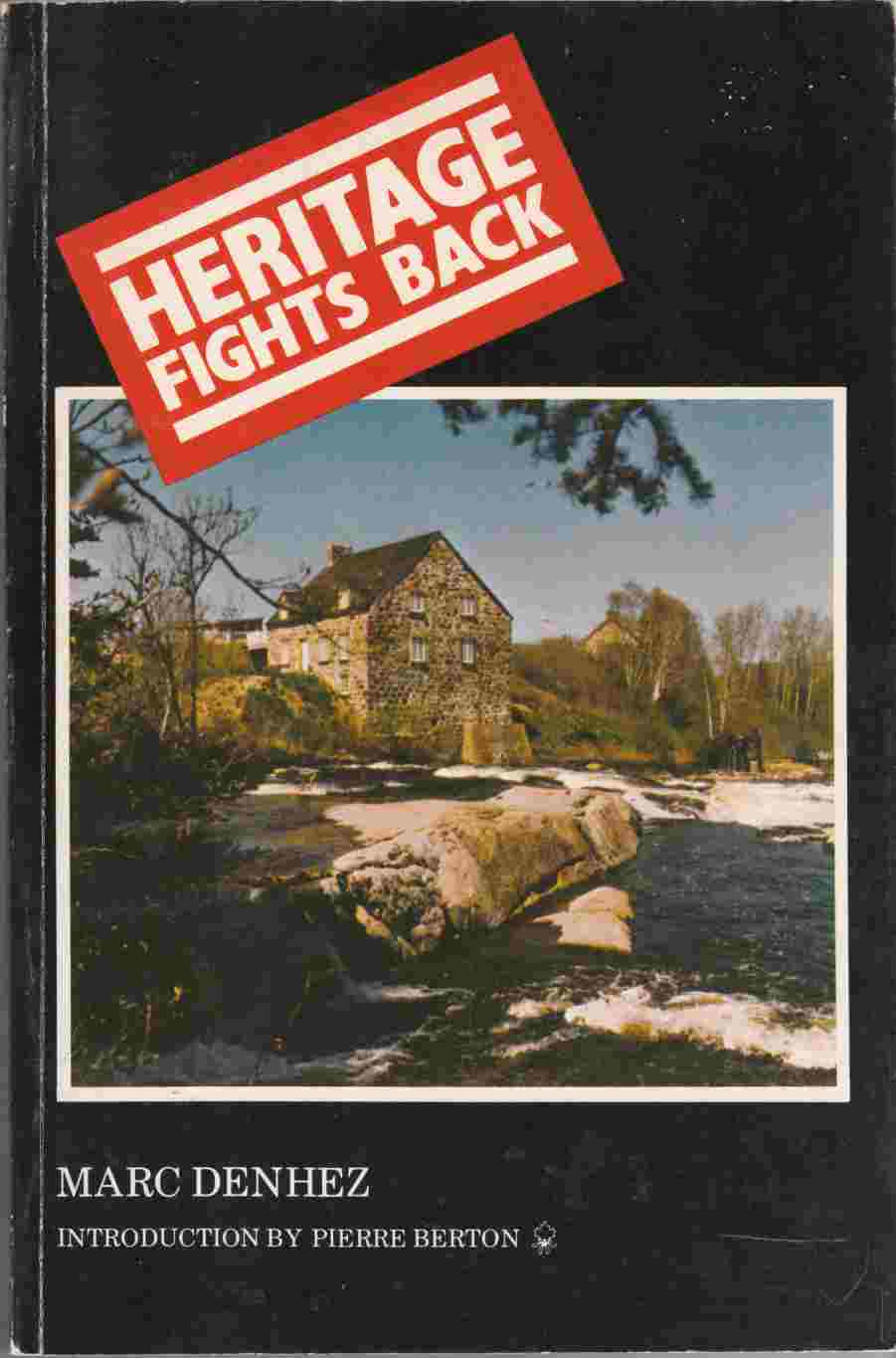 Image for Heritage Fights Back