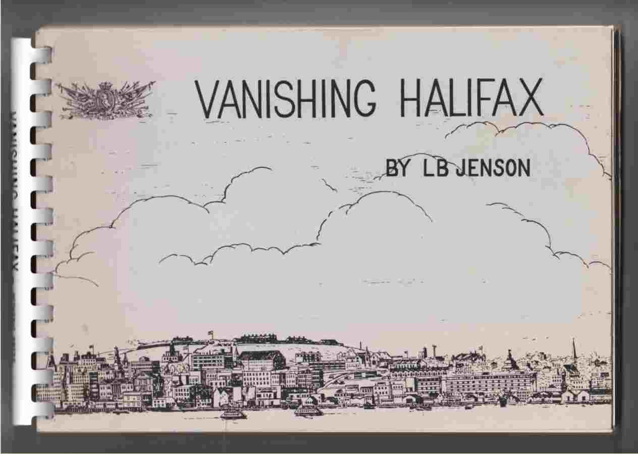 Image for Vanishing Halifax
