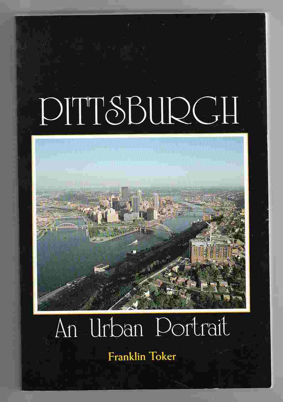 Image for Pittsburgh: an Urban Portrait