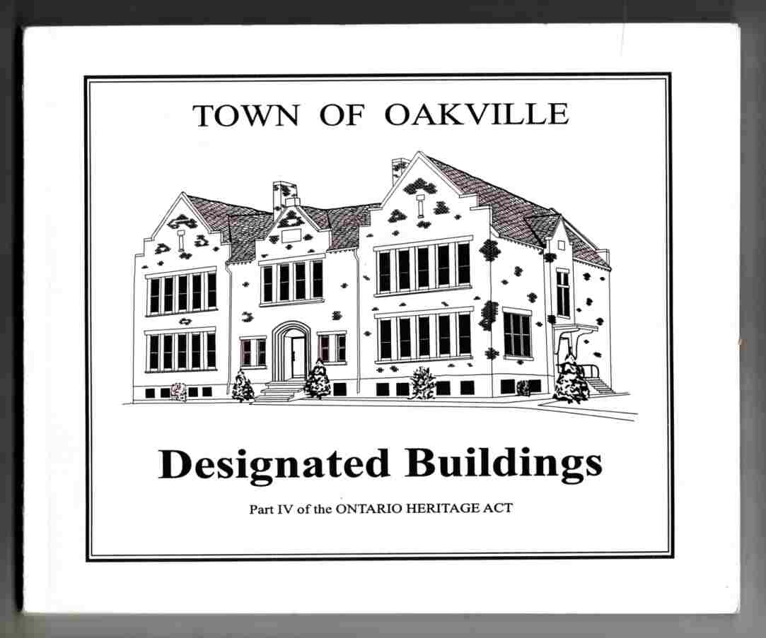 Image for Town of Oakville Designated Buildings