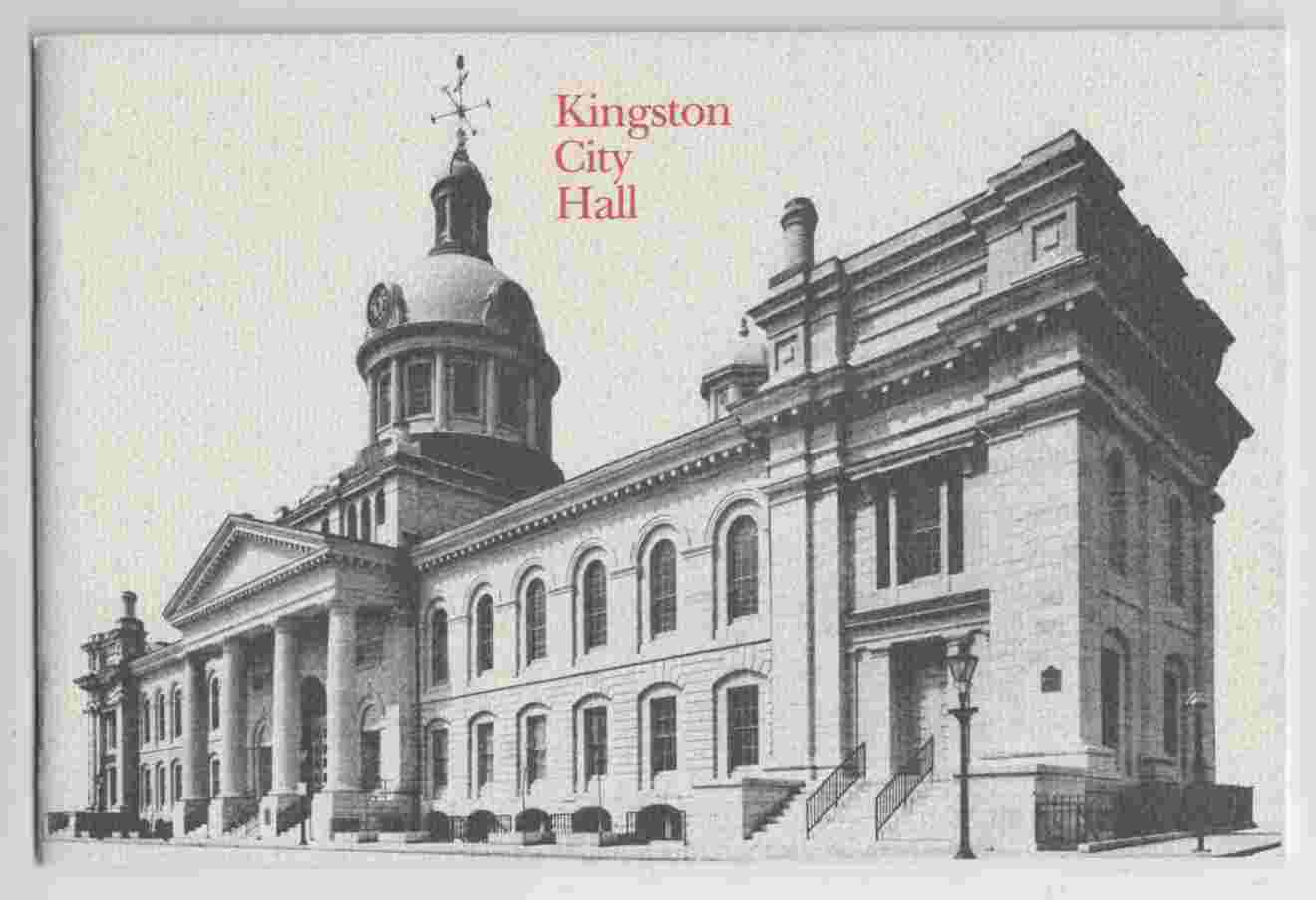 Image for Kingston City Hall
